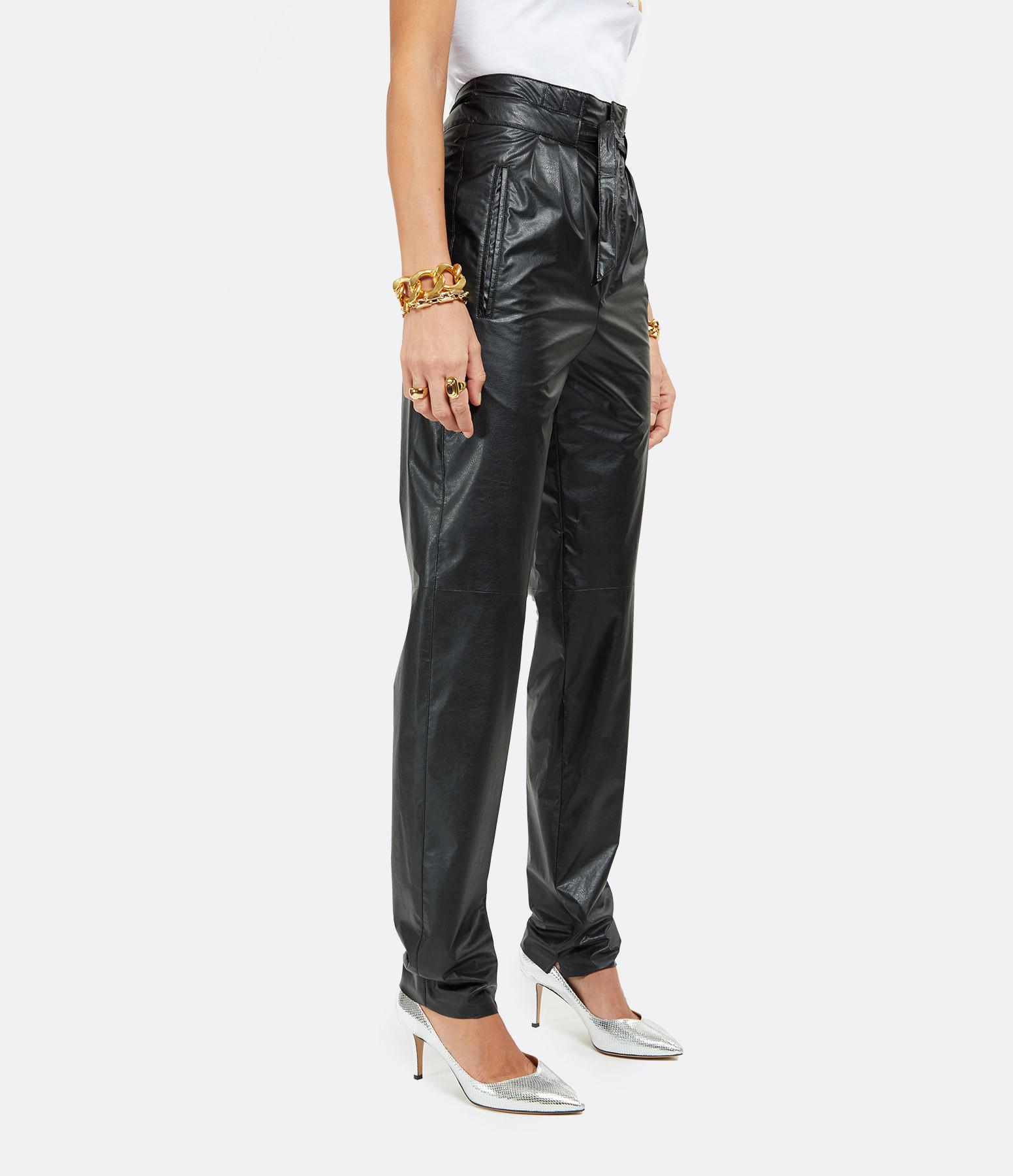 ISABEL MARANT - Pantalon Duard Noir
