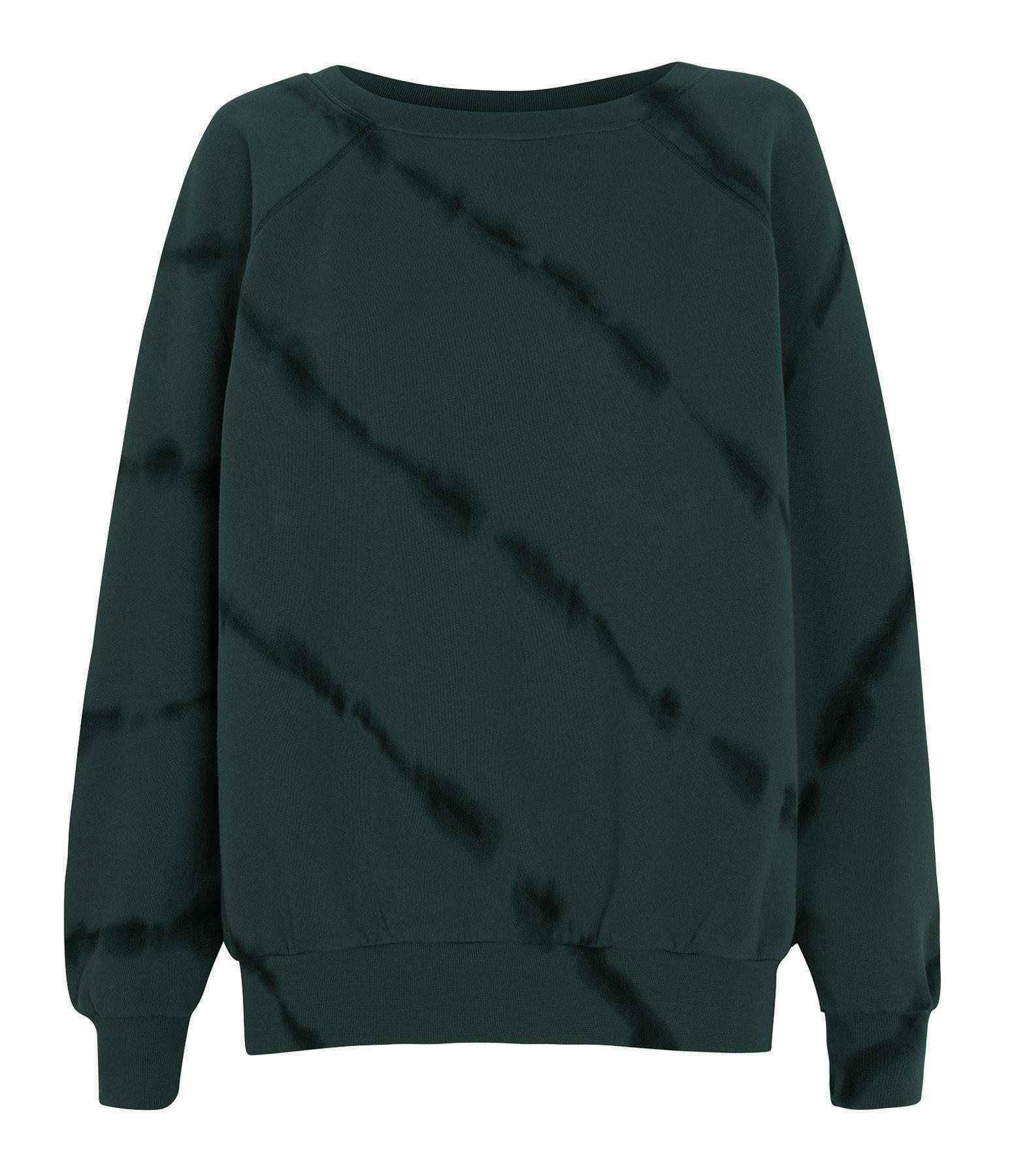 LOVE & LET DYE - Sweatshirt Camps Bay Coton Bleu