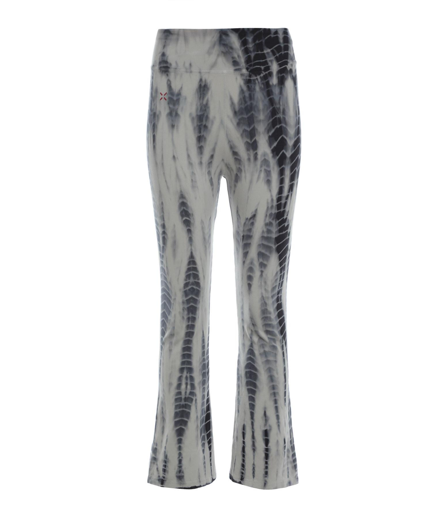 LOVE & LET DYE - Legging Melrose Coton Ciment Navy