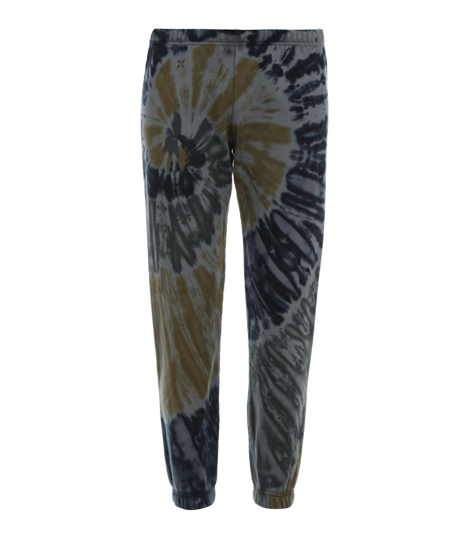 LOVE & LET DYE - Jogging Abbot Kinney Coton Bleu Safran