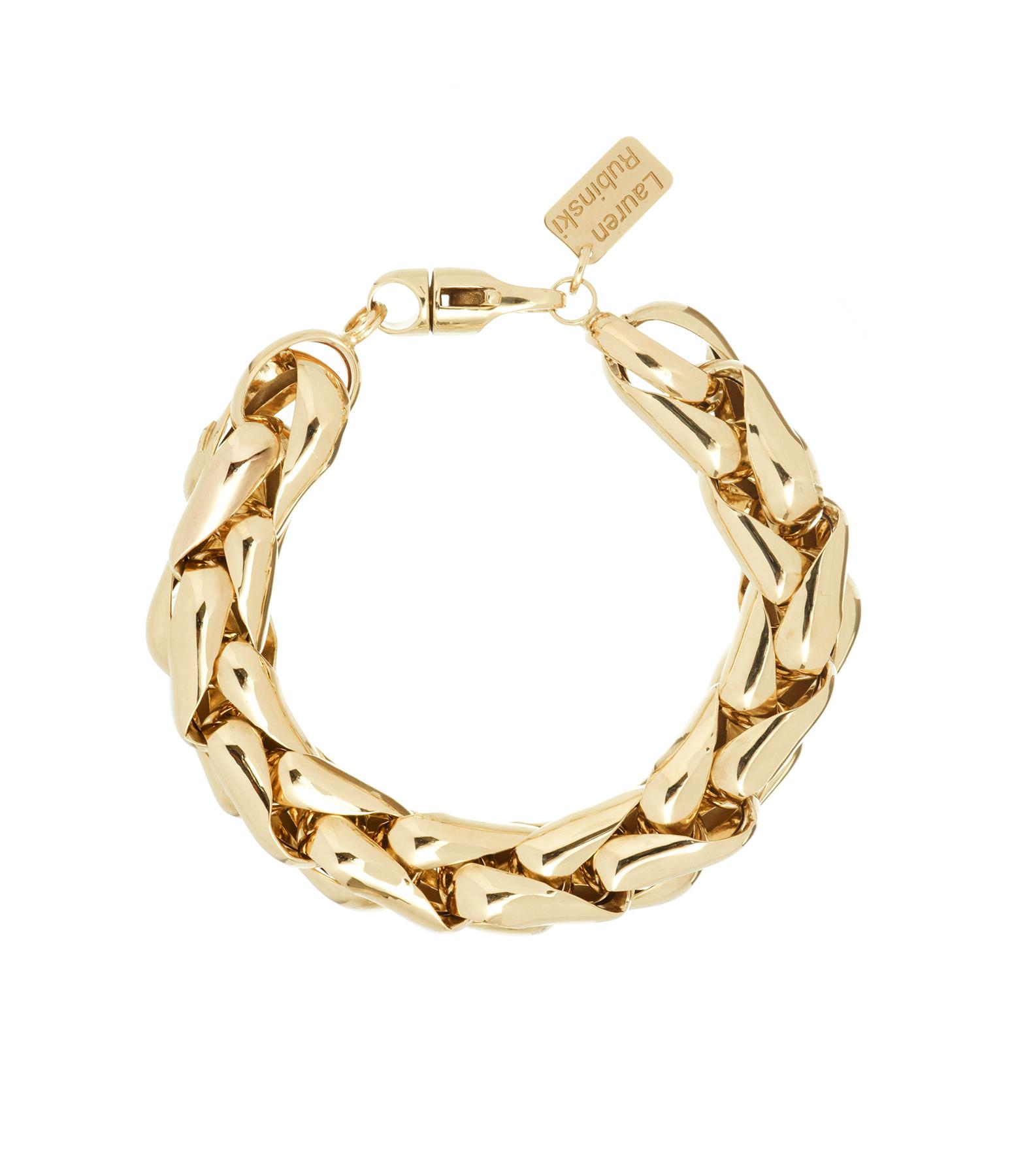 LAUREN RUBINSKI - Bracelet 14 Carats Or Jaune