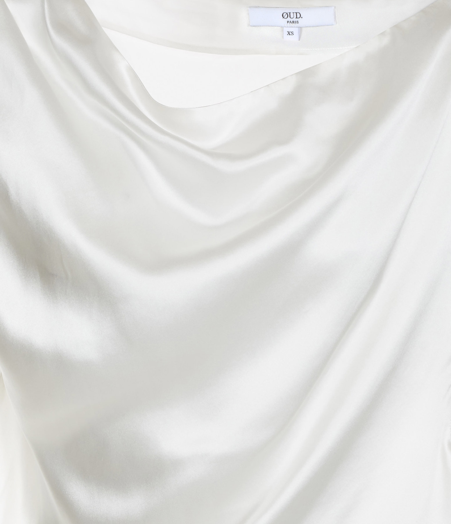 OUD - Top Anoushka Soie Blanc