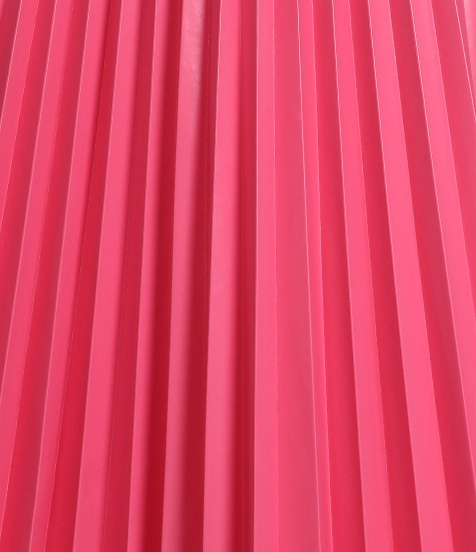 MM6 MAISON MARGIELA - Jupe Plissée Rose Barbie