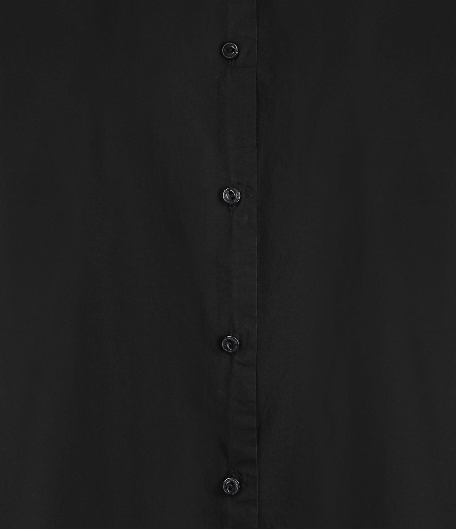 NILI LOTAN - Chemise Yorke Coton Noir