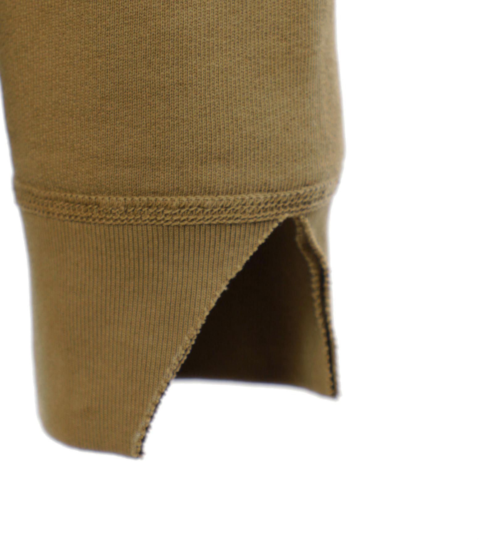 NILI LOTAN - Sweatshirt Luka Coton Vert Army