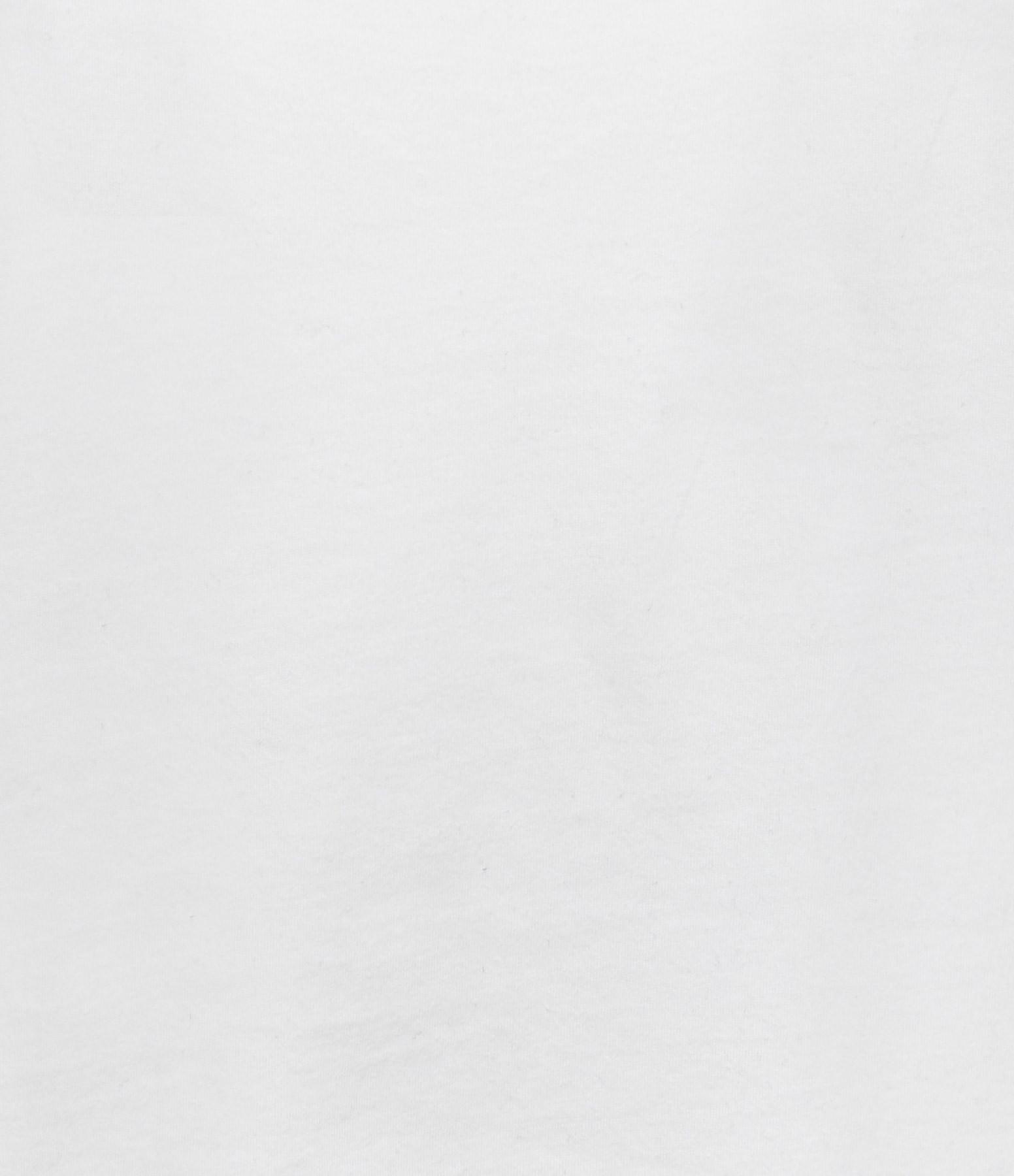 MAJESTIC FILATURES - Débardeur Col Rond Coton Blanc