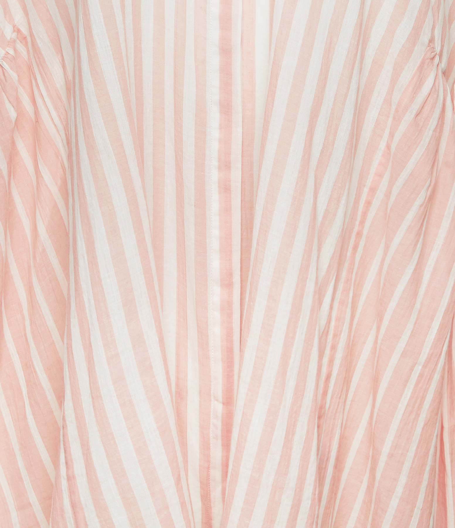 MII - Chemise Rayures Coton Rose