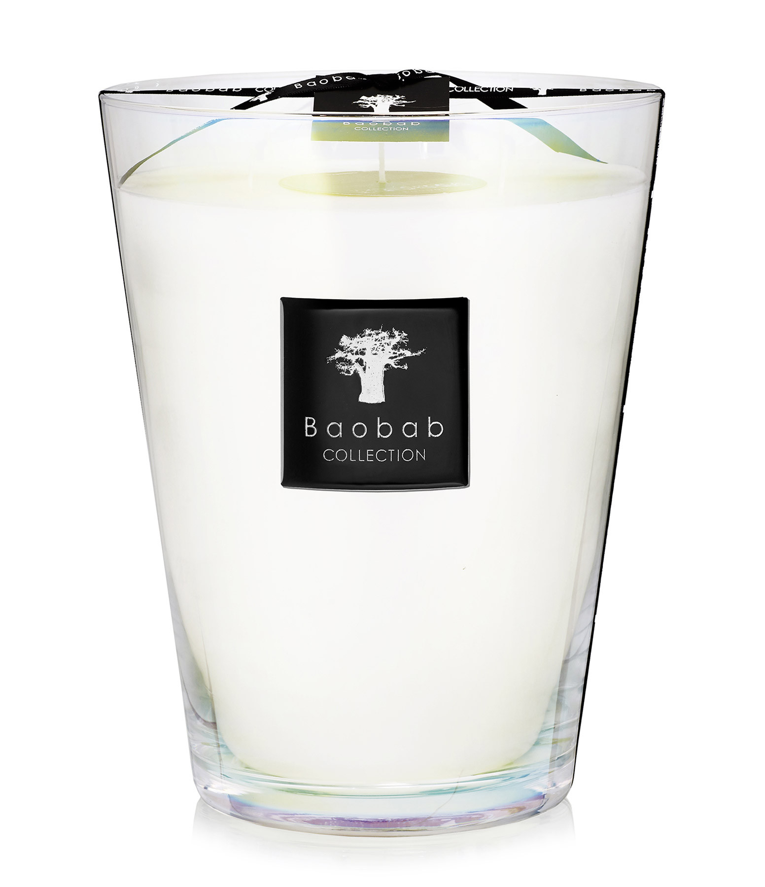 BAOBAB COLLECTION - Bougie Max 24 All Seasons Madagascar Vanilla