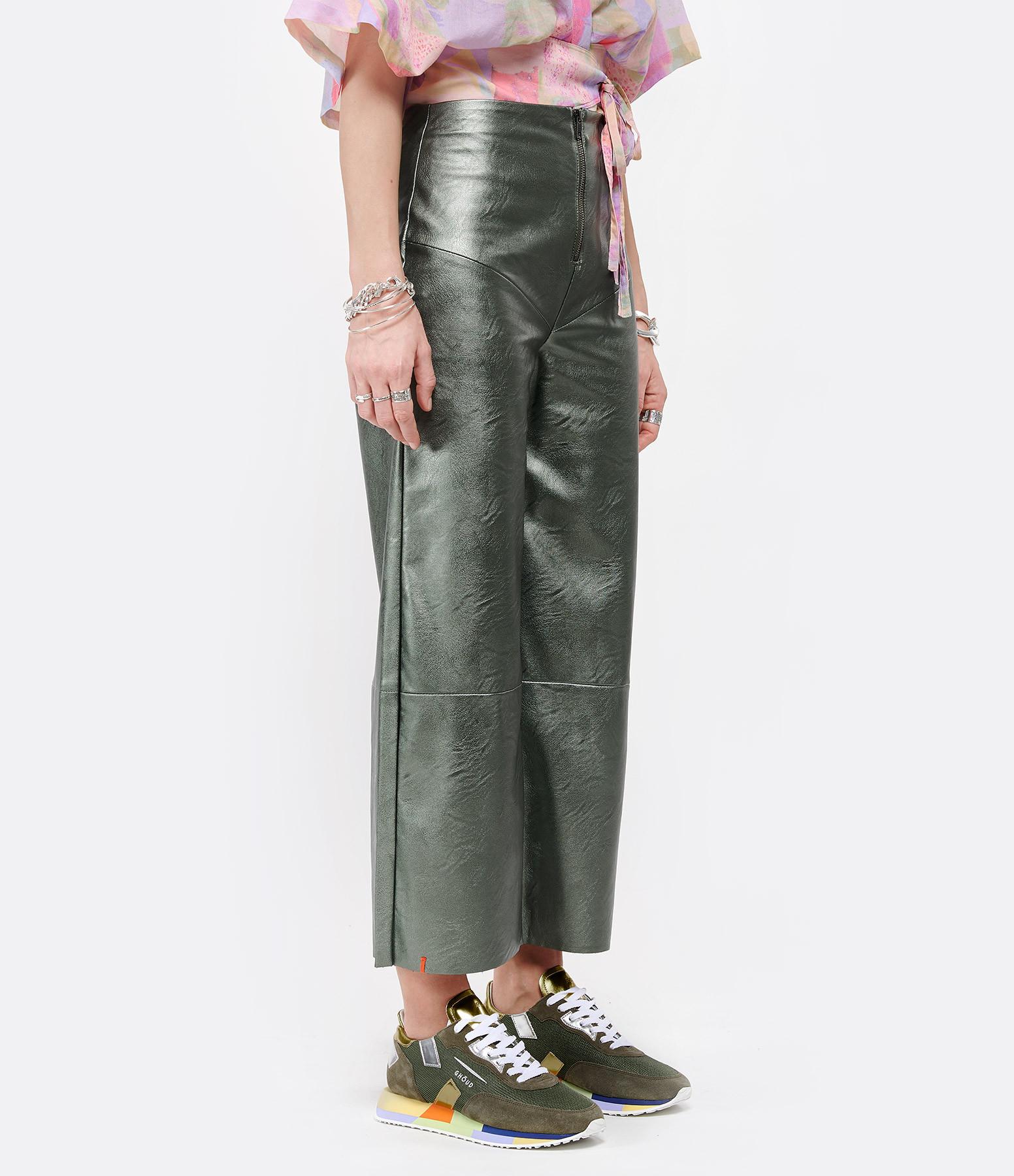 MAEVY - Pantalon India Kaki