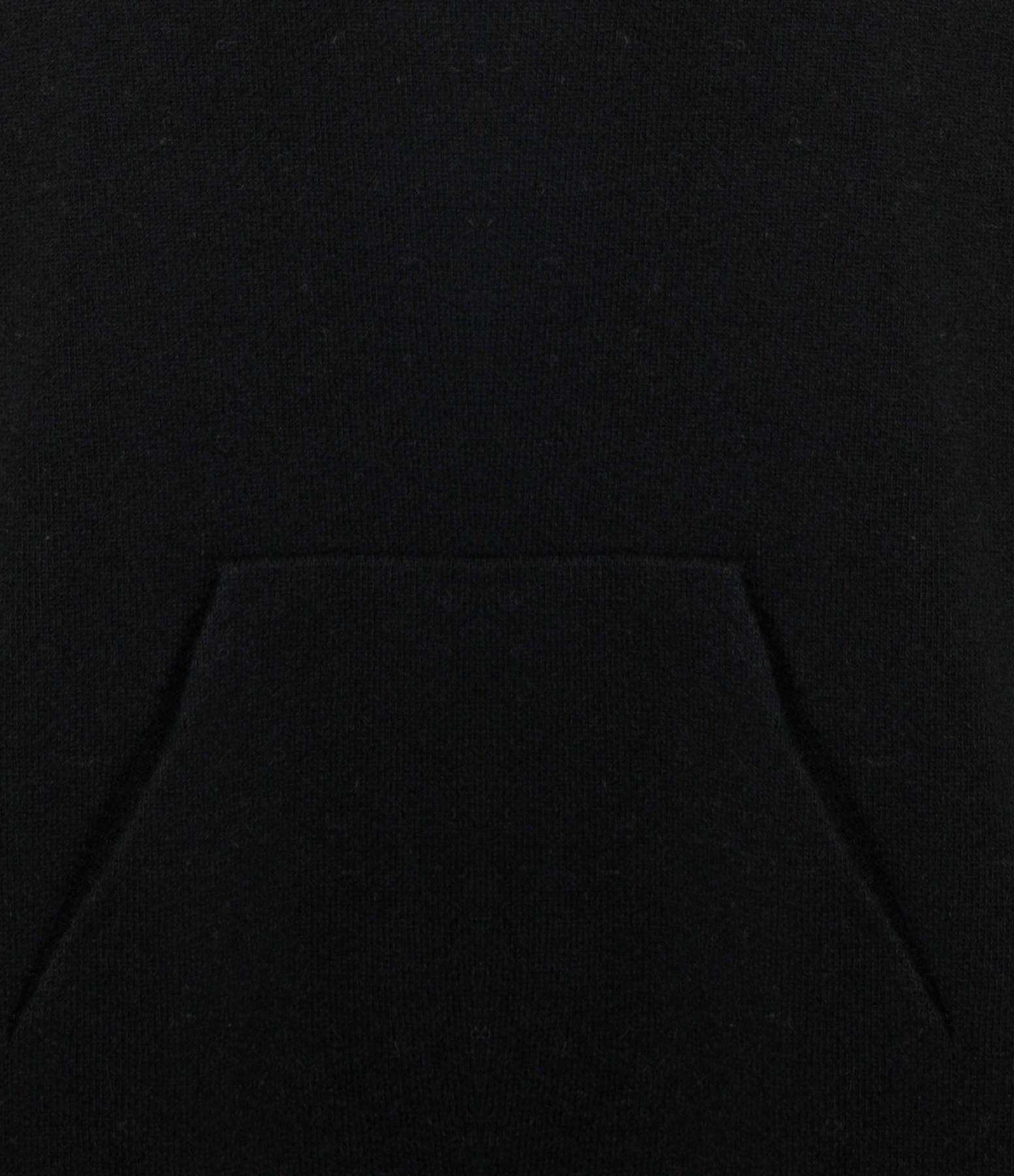 MAEVY CONCEPT - Pull Pure Cachemire Laine Noir