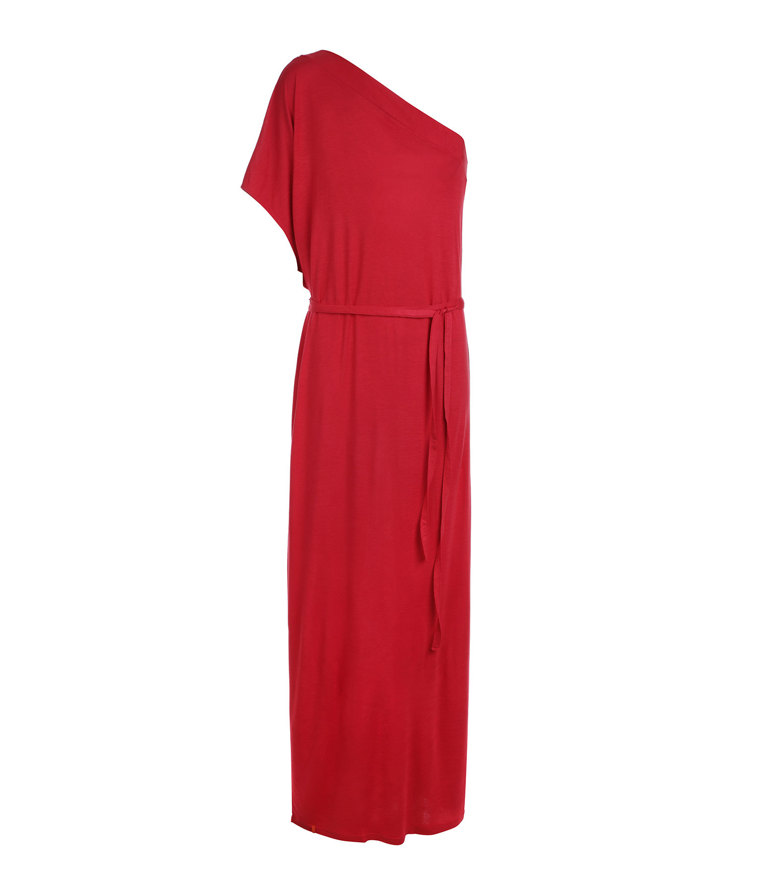 MAEVY - Robe Laura Bambou Rouge