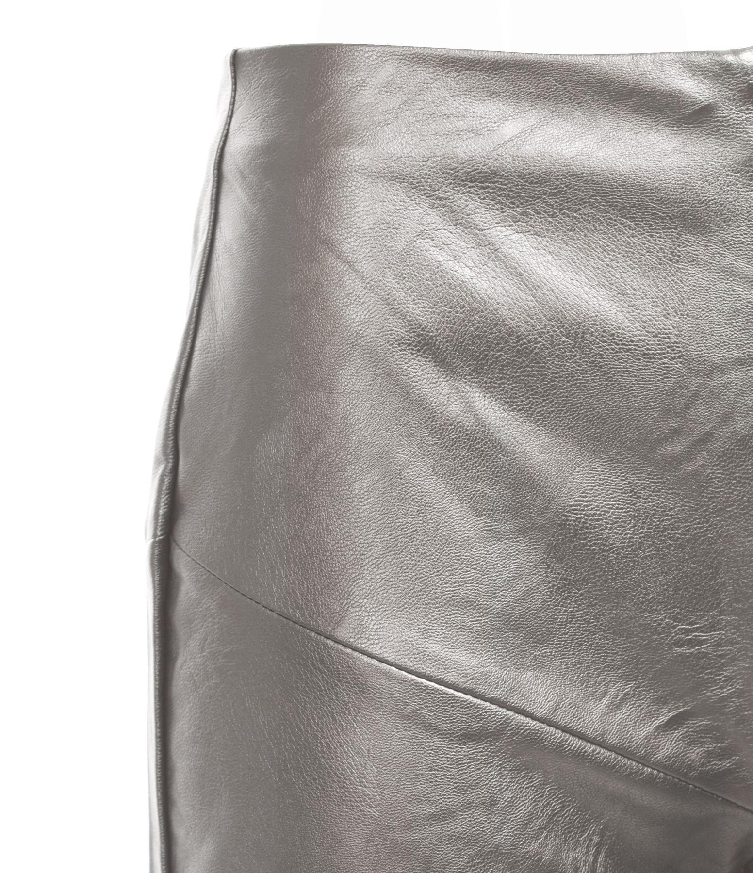 MAEVY - Pantalon India Nacre