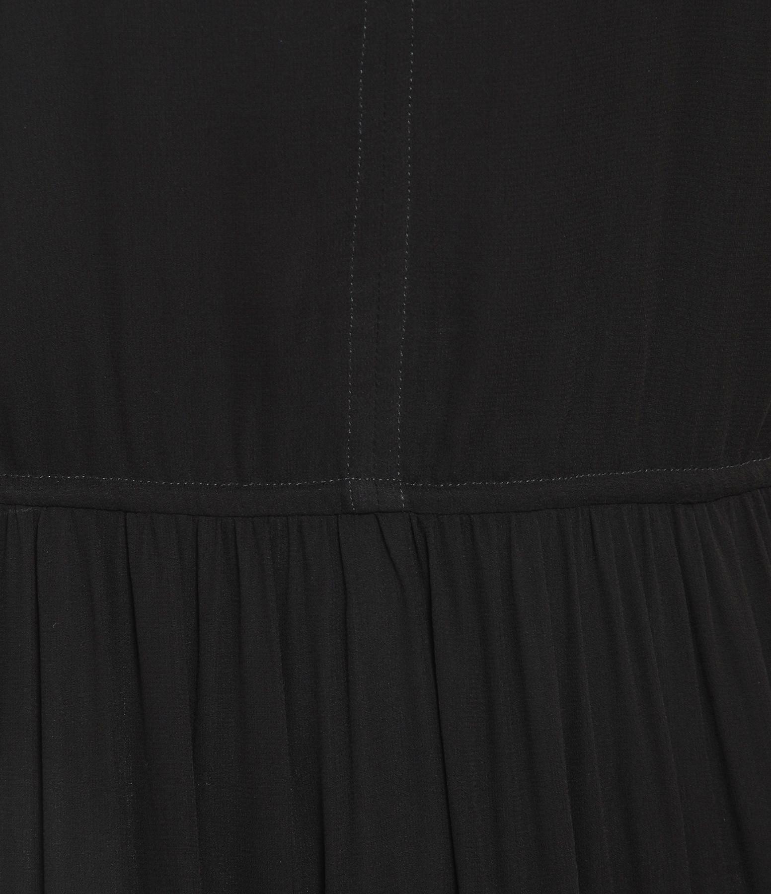 MAGALI PASCAL - Robe Longue Hana Noir