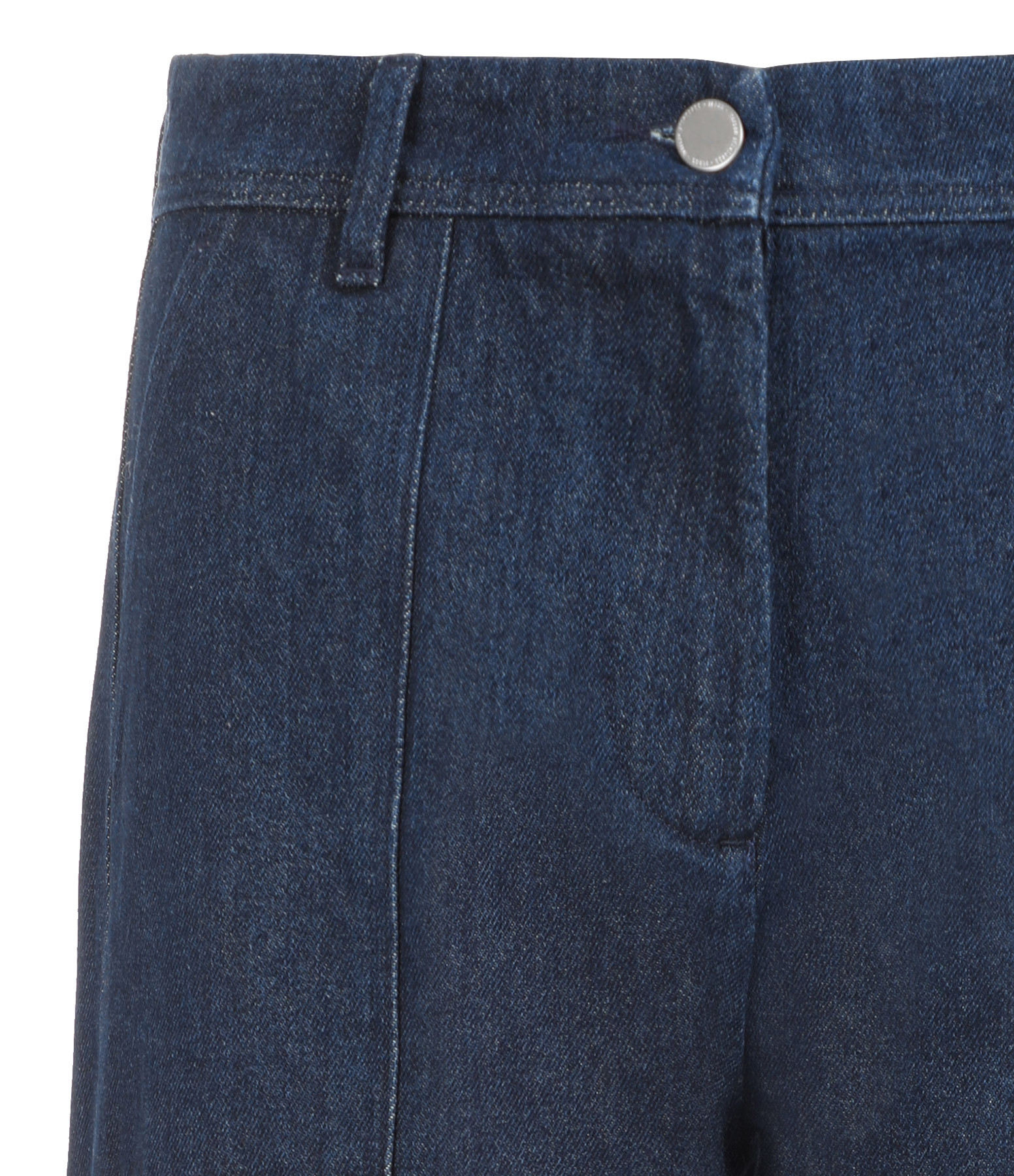 MAISON STANDARDS - Pantalon Worker Denim Bleu