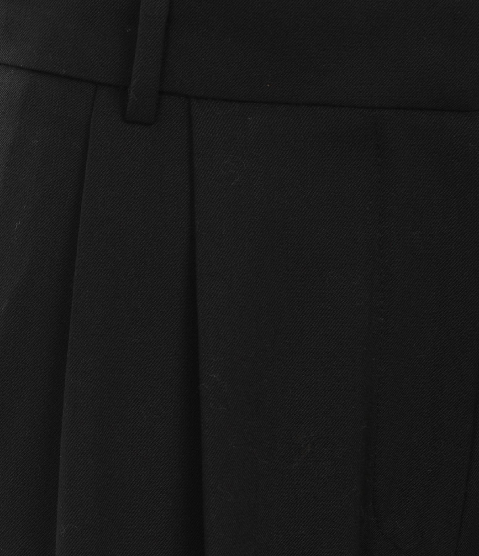 MAISON STANDARDS - Pantalon Palazzo Noir