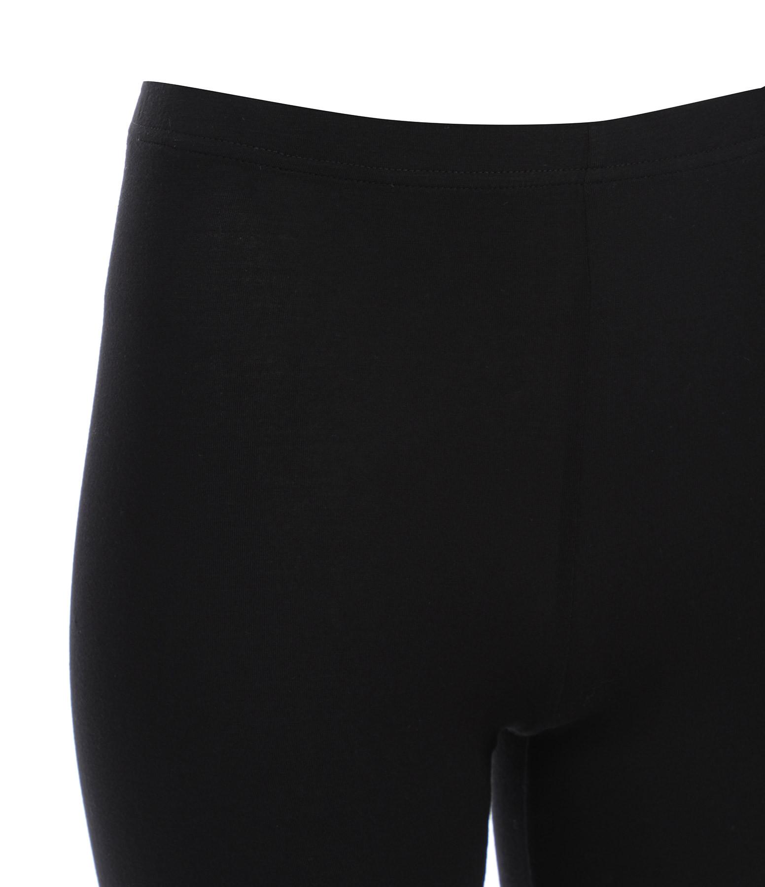 MAJESTIC FILATURES - Legging 7/8 Noir