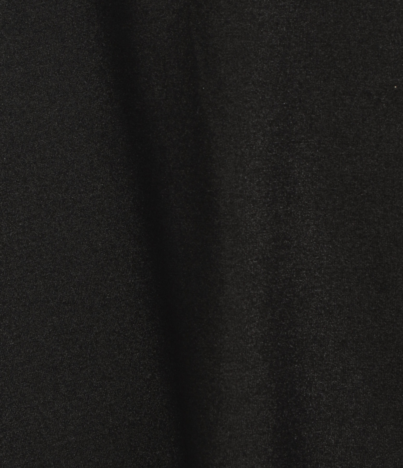 MAJESTIC FILATURES - Tee-shirt Col Bateau Noir Métallisé