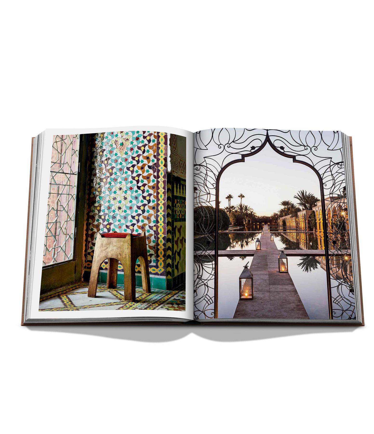 ASSOULINE - Livre Marrakech Flair