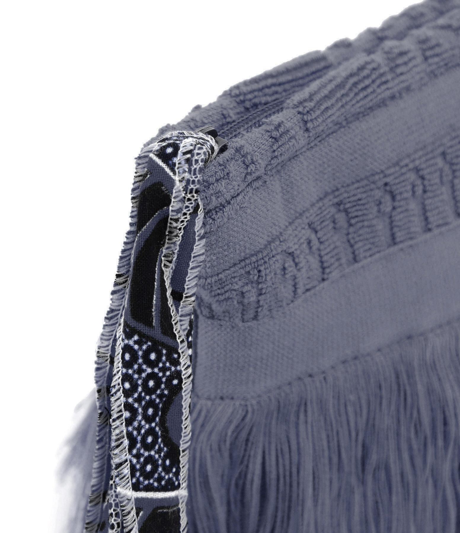 LALLA - Petite Trousse Walakin Hippie Éponge Anthracite