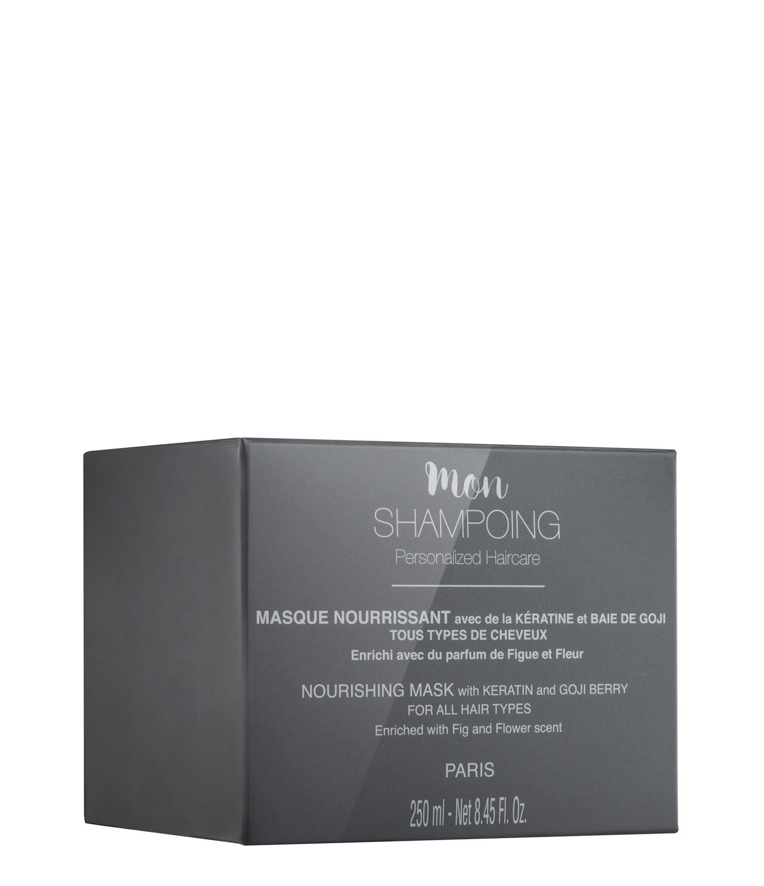 MON SHAMPOING - Masque Nourrissant Keratine Goji 250 ml