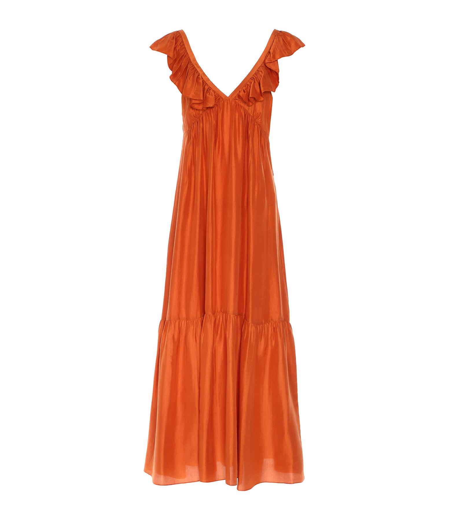MASSCOB - Robe Acacia Tangerine