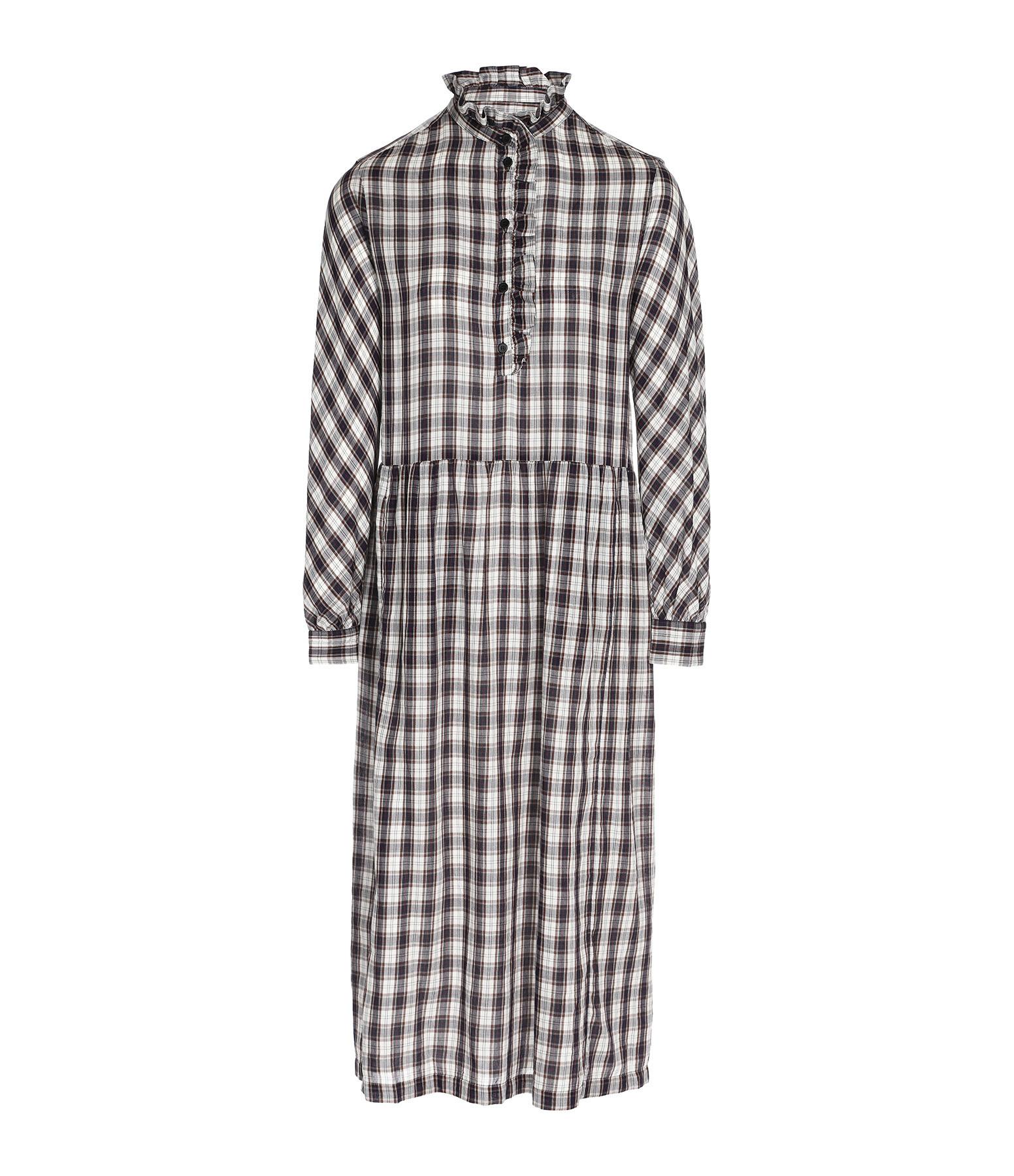 MASSCOB - Robe Betty Imprimé Navy