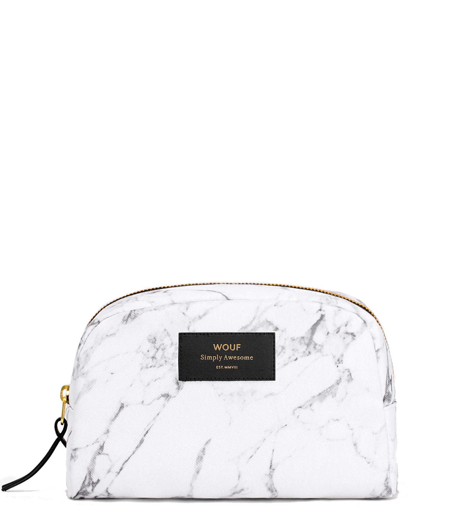 WOUF - Trousse Big Beauty White Marble