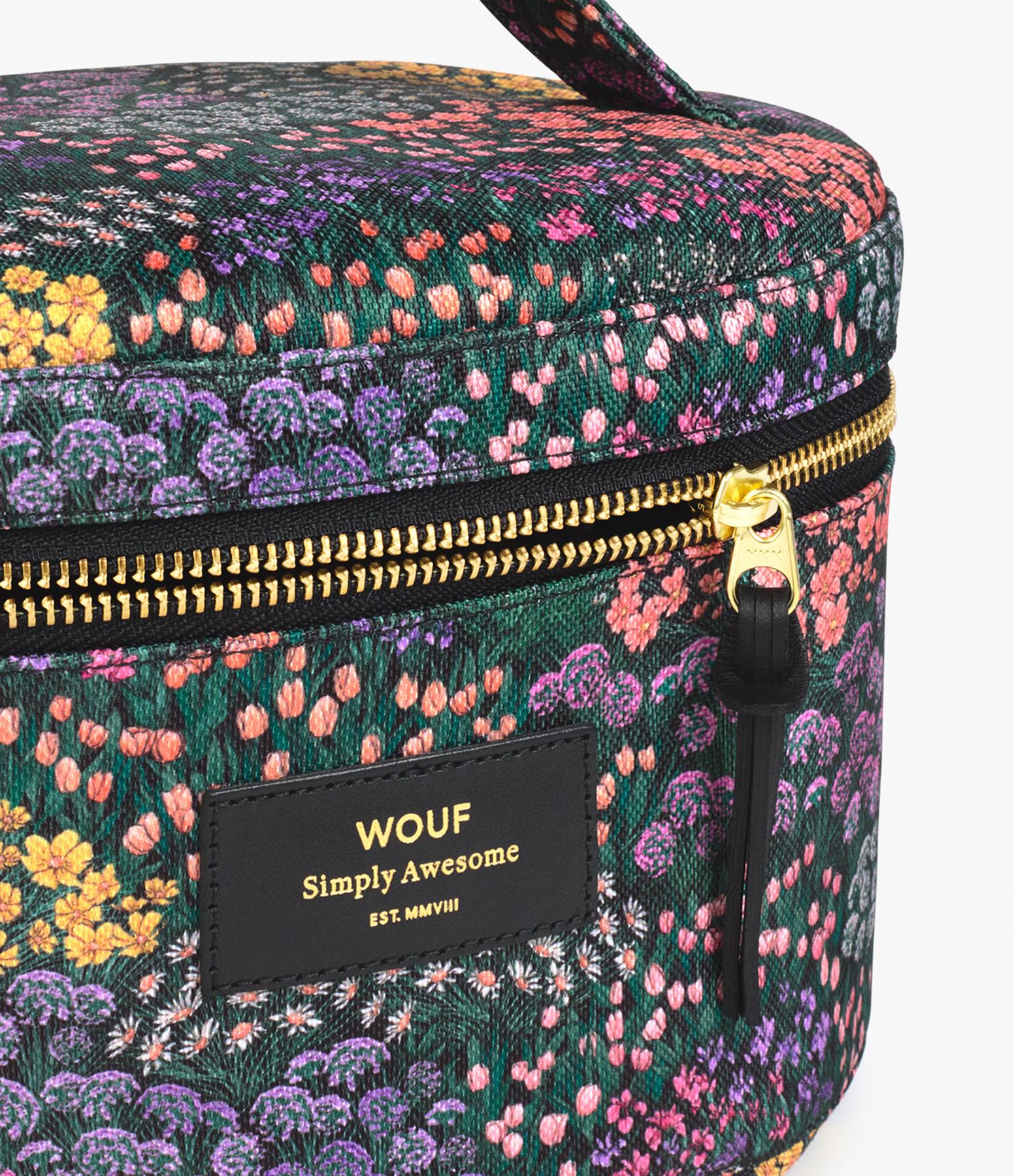 WOUF - Trousse XL Beauty Meadow