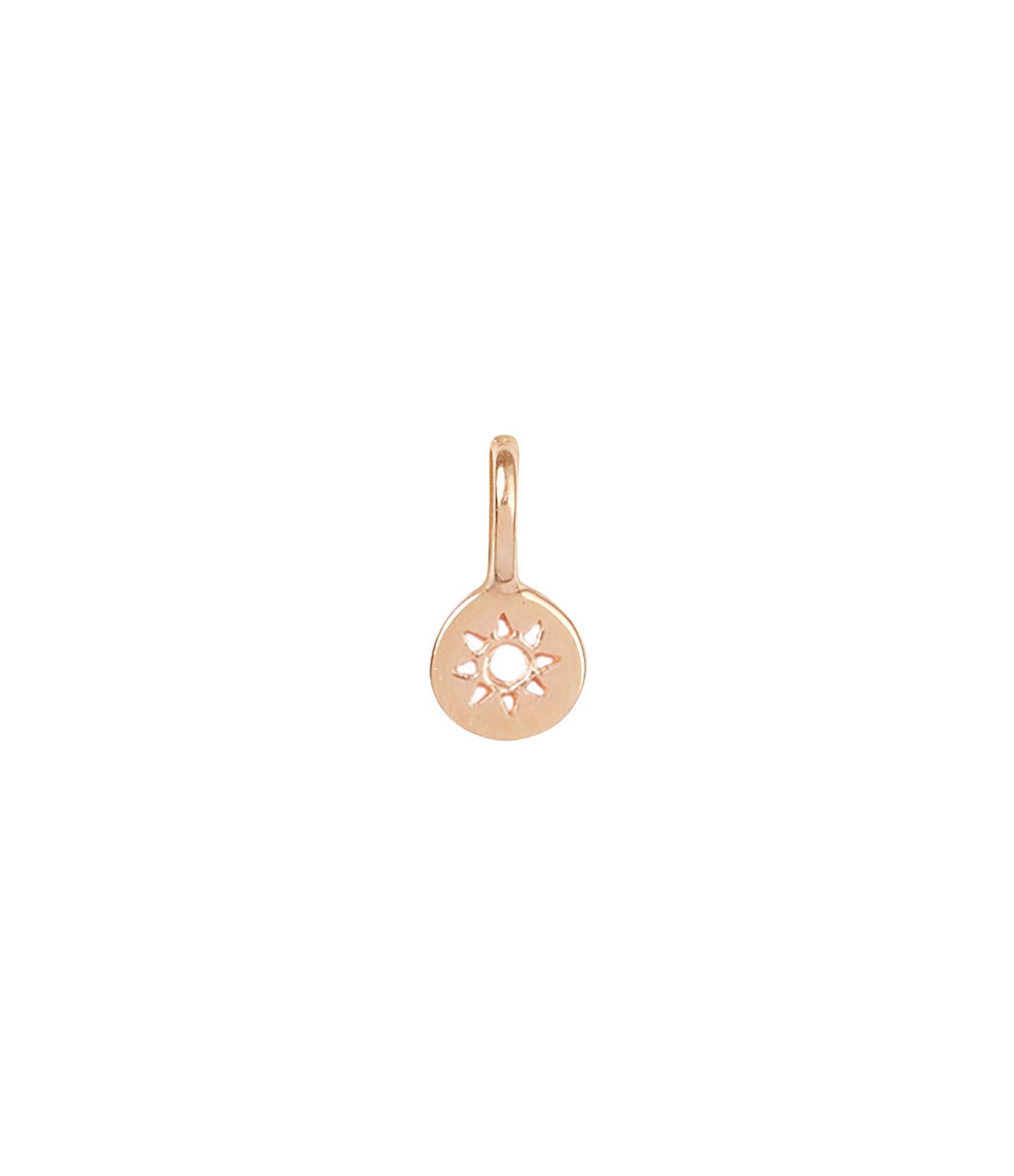 ORADENA - Médaille Sun Or Rose