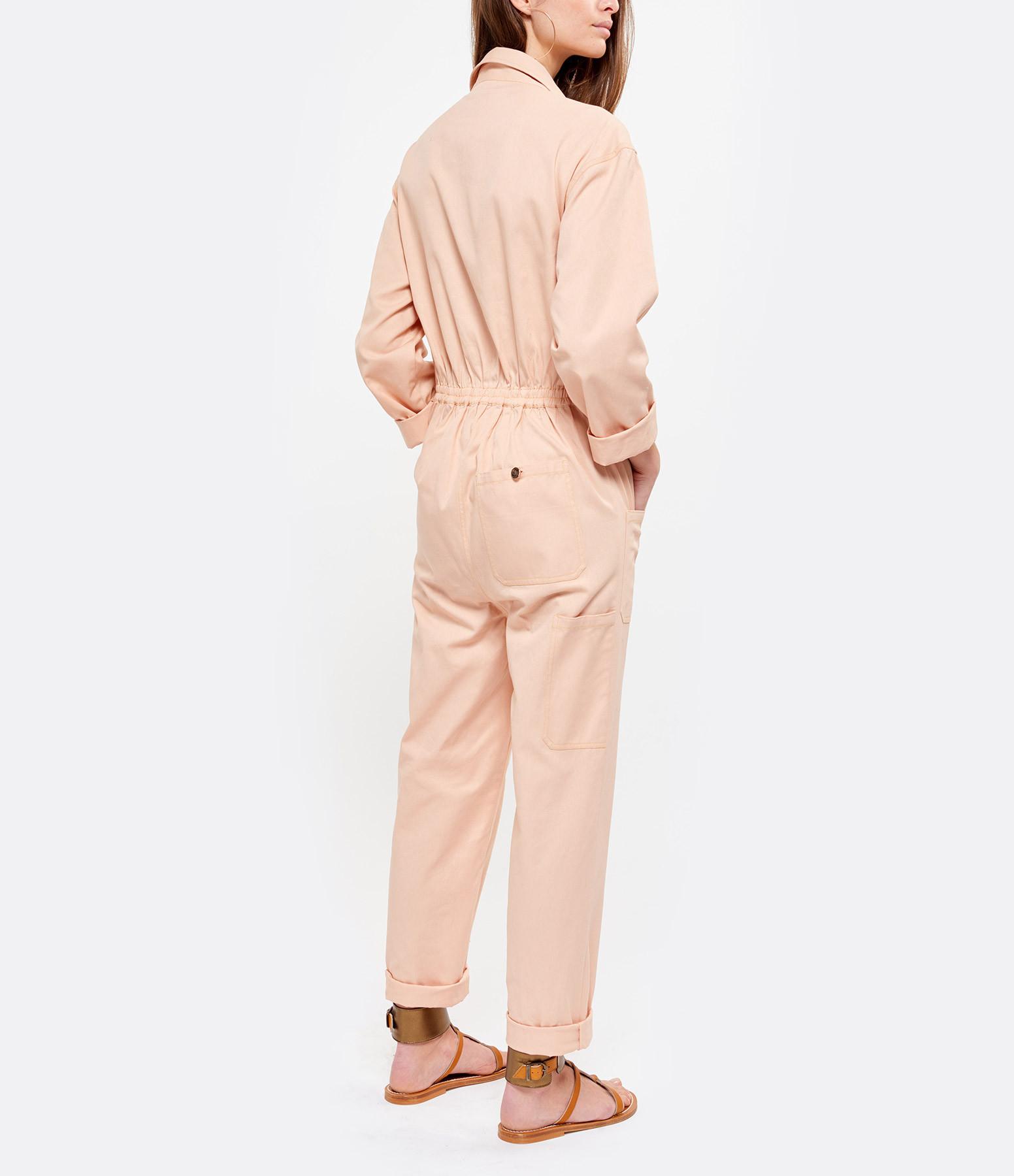 MES DEMOISELLES - Combinaison Pantalon Luigi Rose