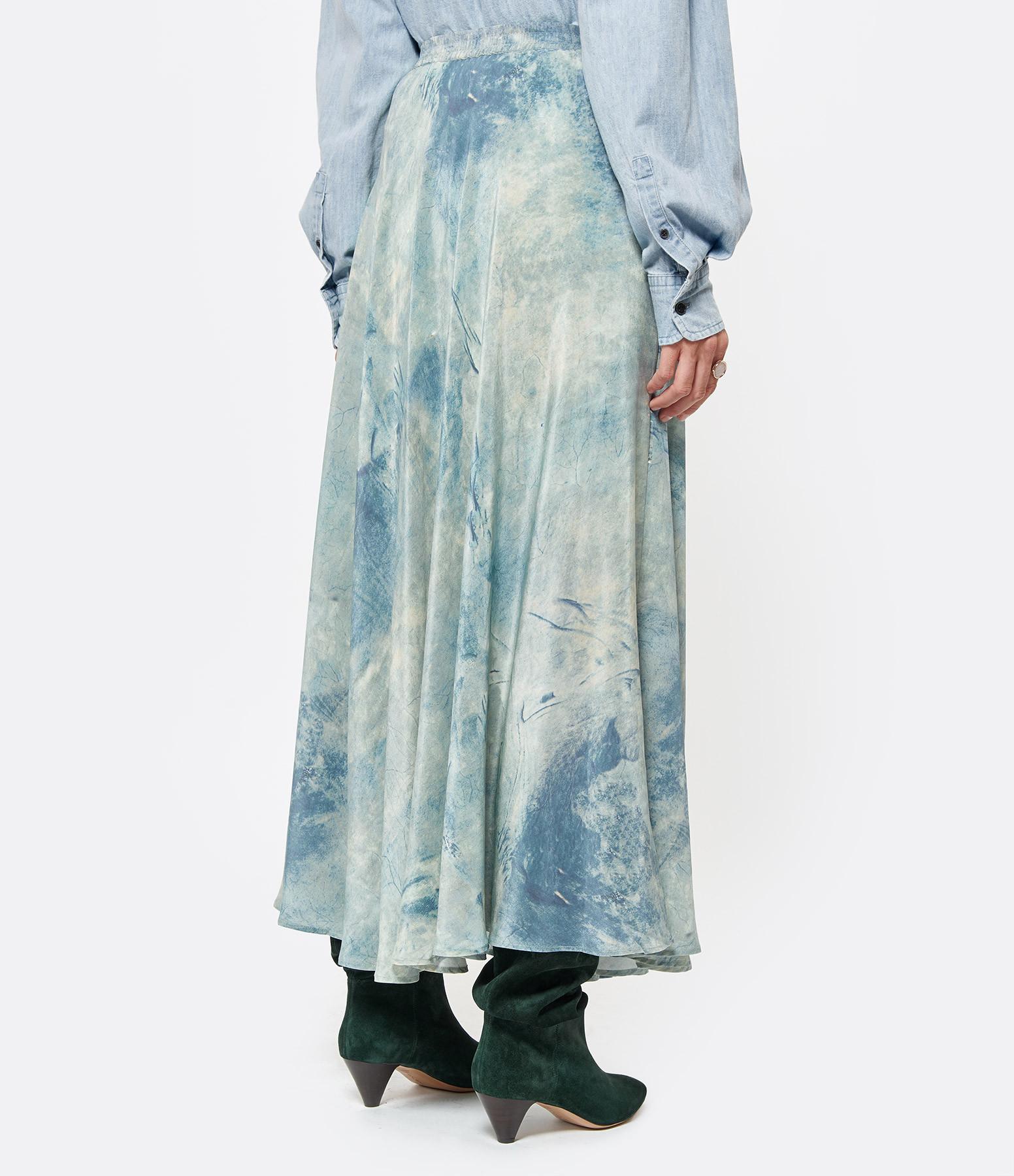 MES DEMOISELLES - Jupe Salage Bleu