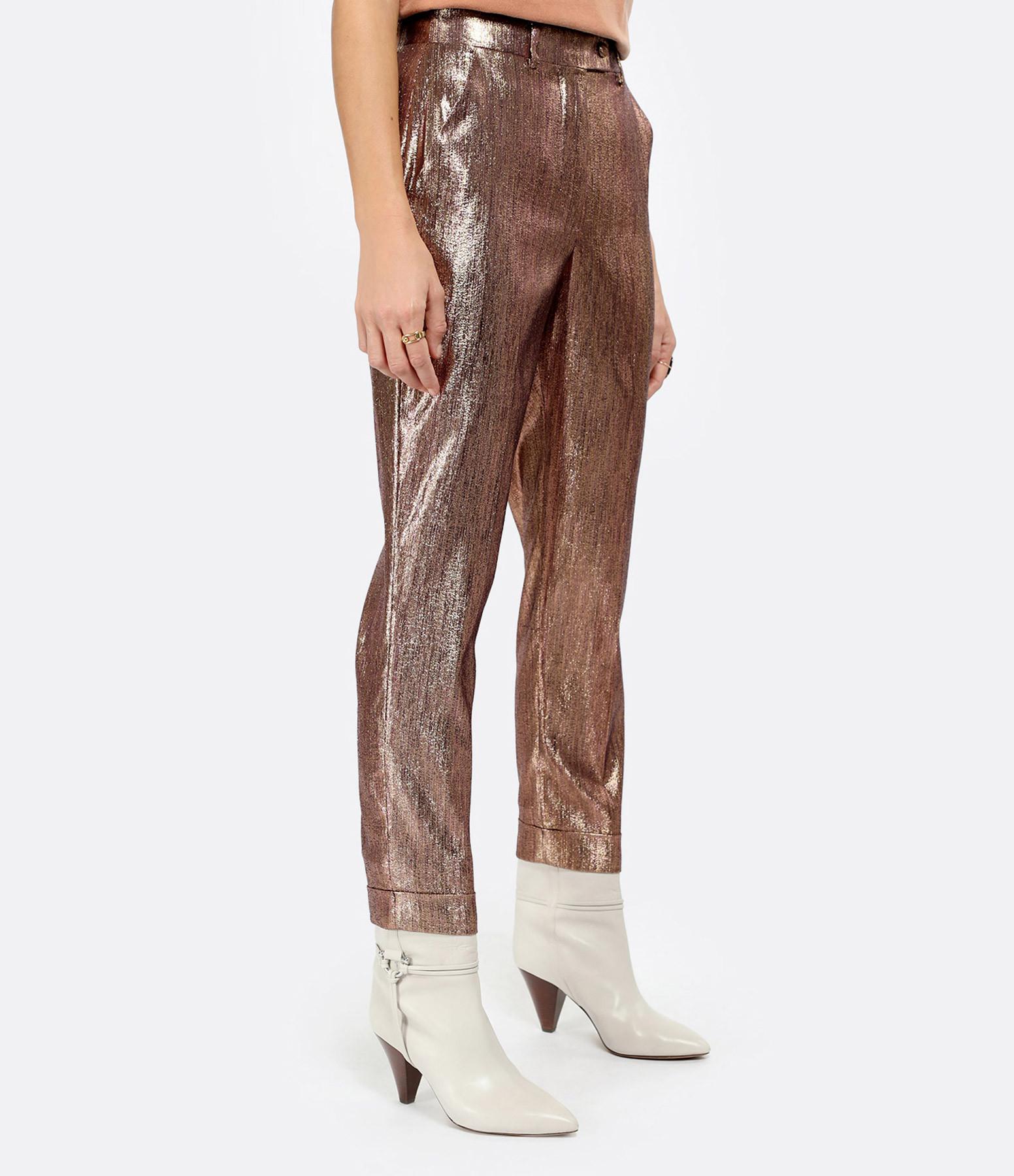 MES DEMOISELLES - Pantalon Aosta Lilas