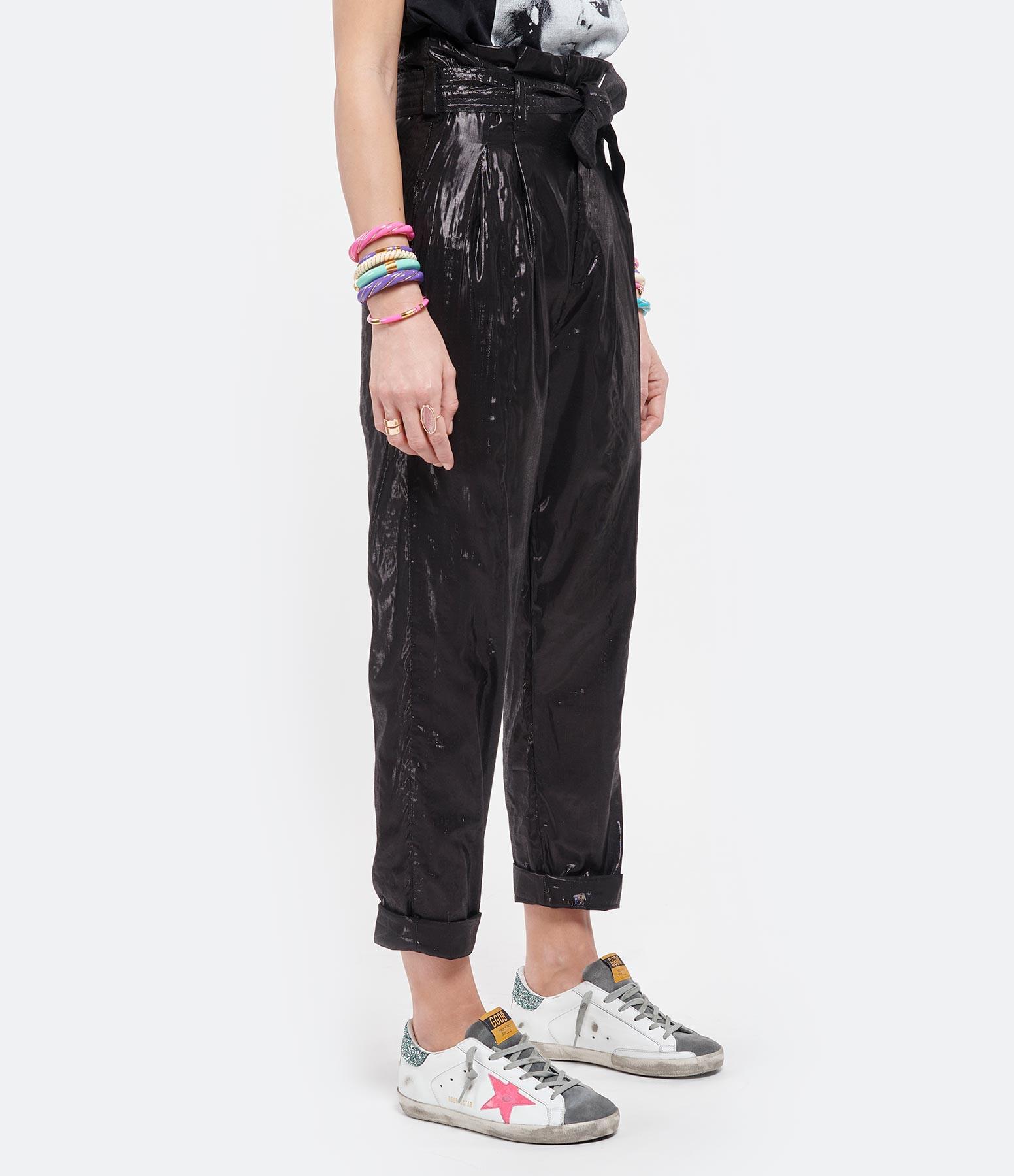 MES DEMOISELLES - Pantalon Viverno Noir