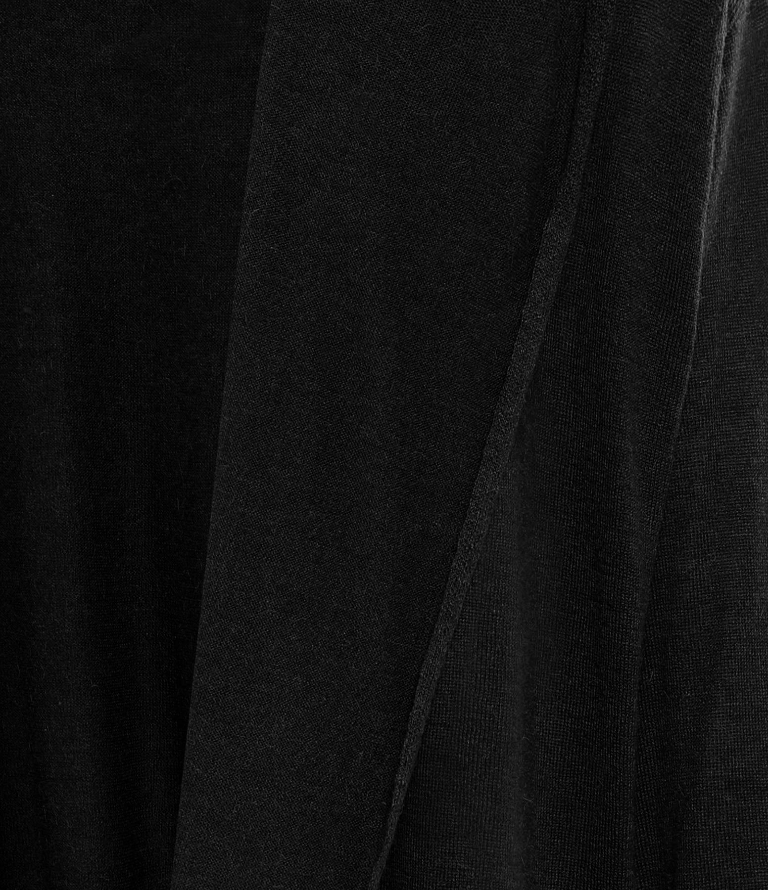 MES DEMOISELLES - Cardigan Tricotté Noir