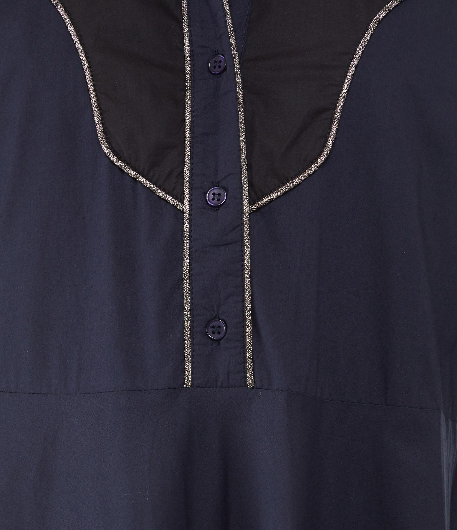 MES DEMOISELLES - Robe Coral Bleu Navy