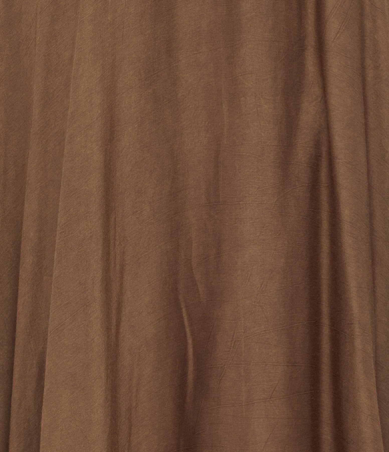 MES DEMOISELLES - Jupe Libre Terracotta