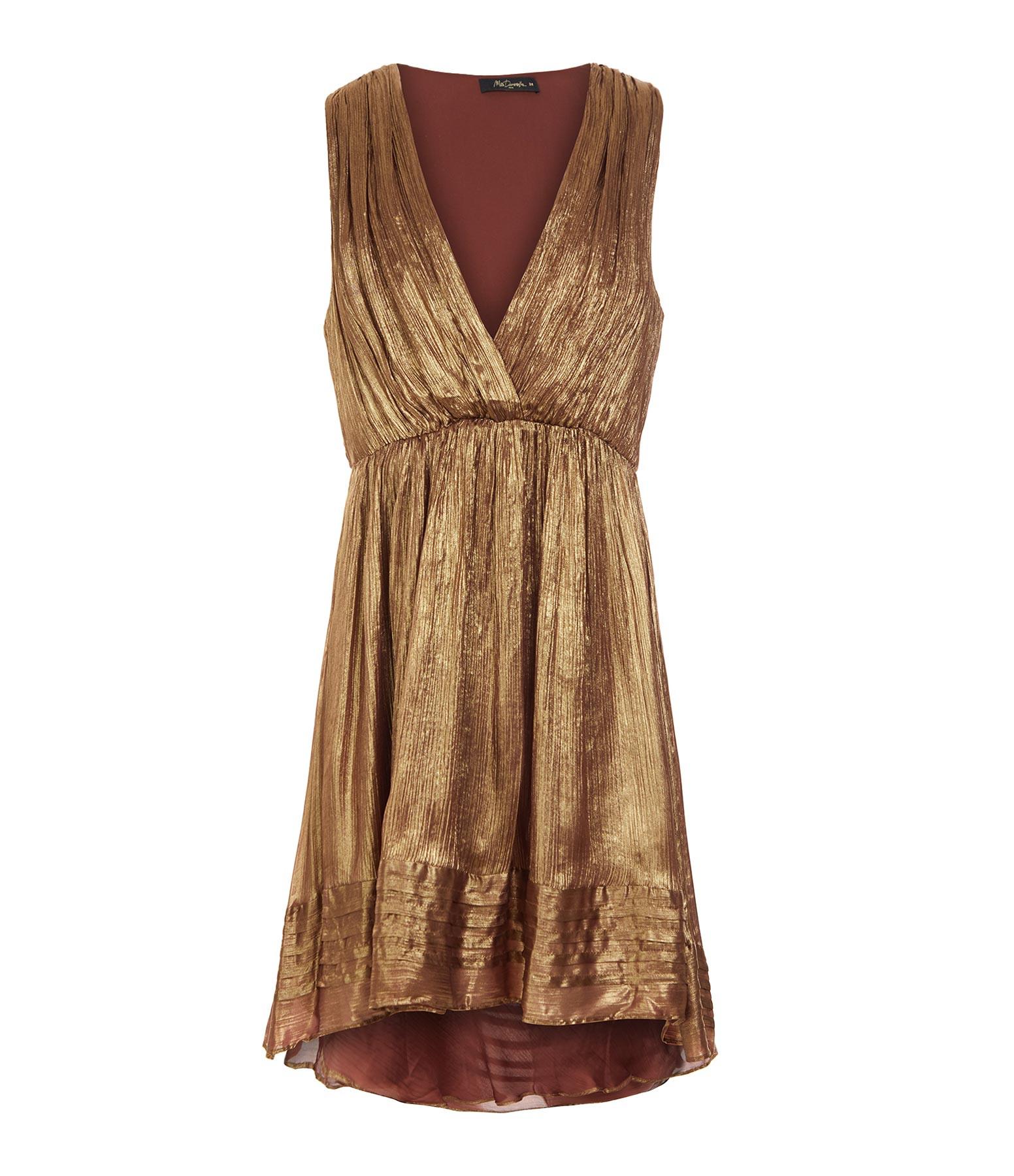 MES DEMOISELLES - Robe Beyond Bronze