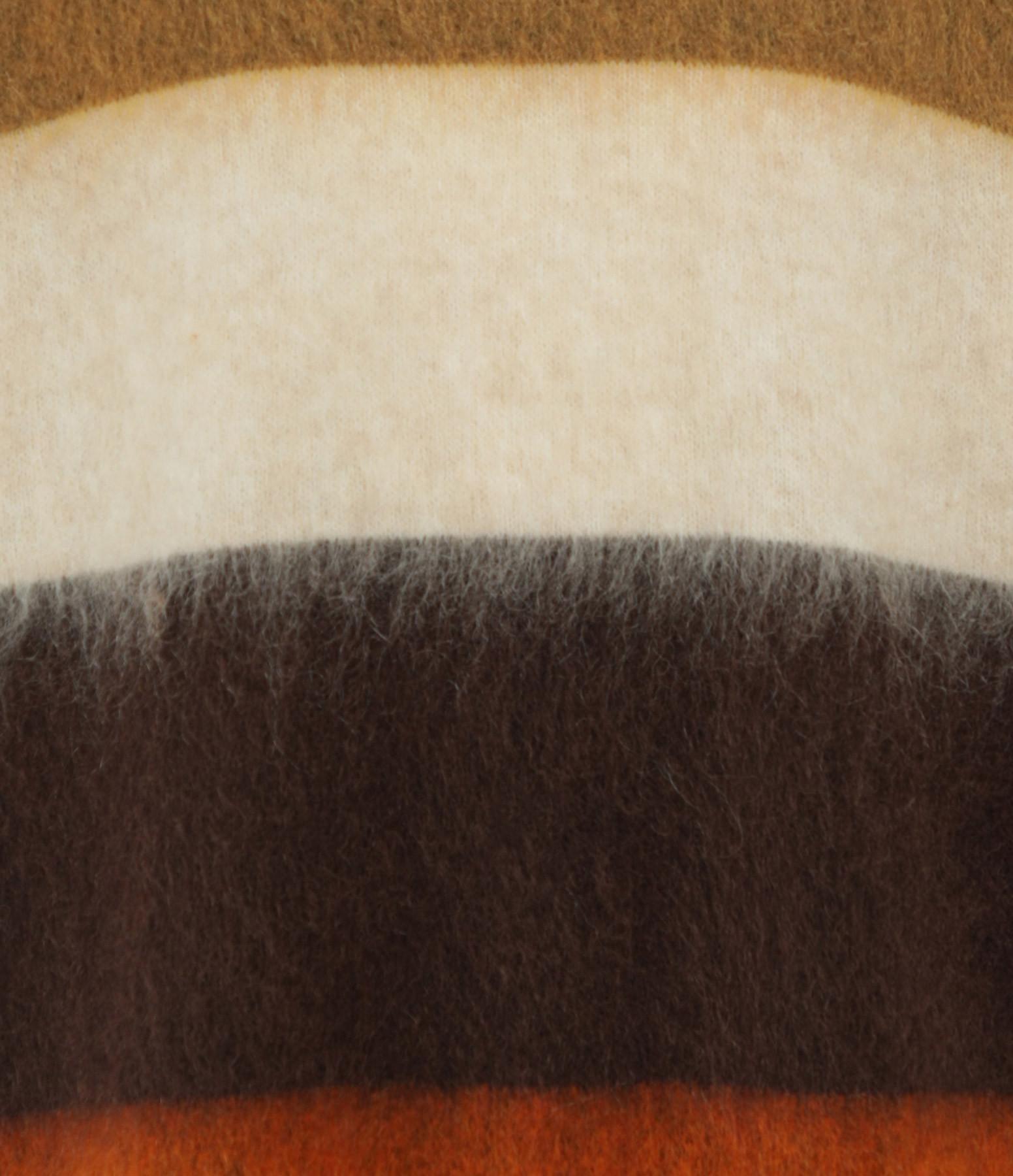 MAISON HAUSSMANN - Pull Oversize Rayures Multicolore