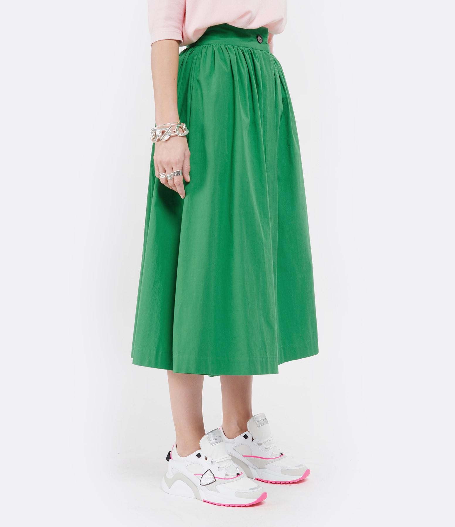 MII - Jupe Mona Coton Vert