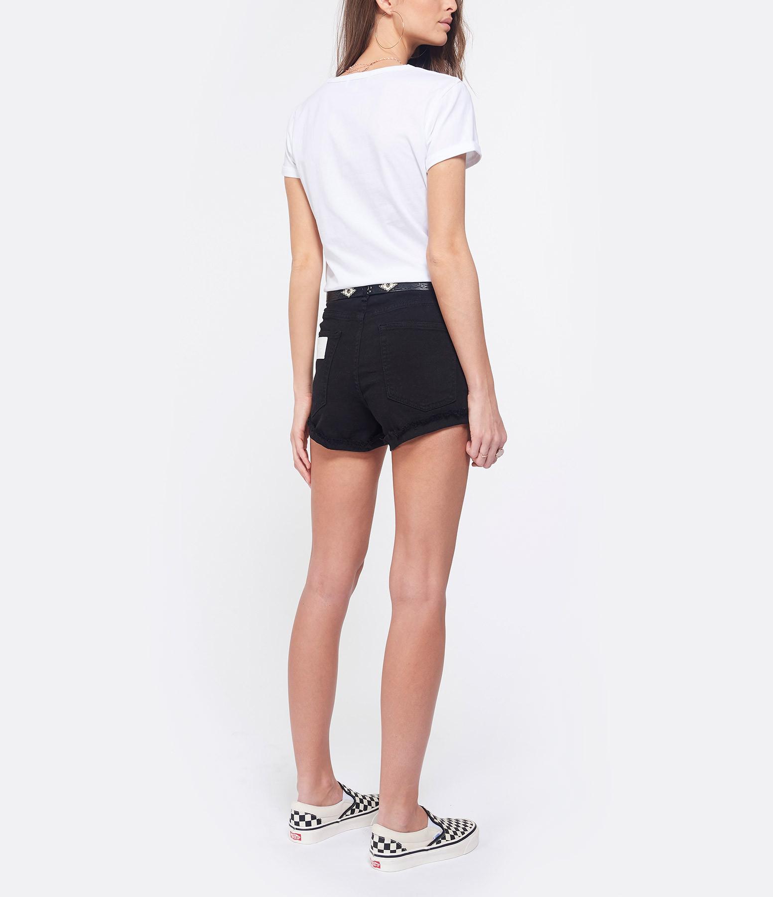 MAISON LABICHE - Tee-shirt Exclusivité Lulli in Love Blanc Rouge