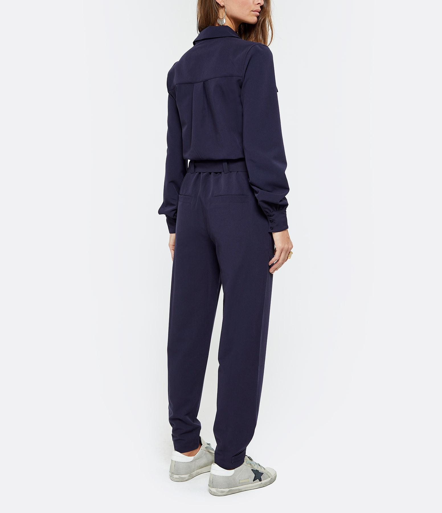 MAISON LABICHE - Combinaison Pantalon Amour Navy