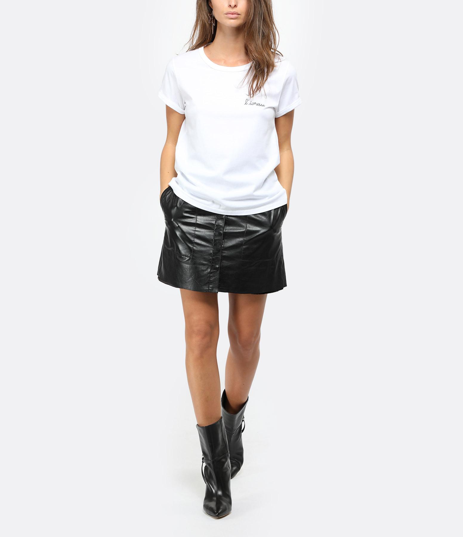 MAISON LABICHE - Tee-shirt  Livresse Blanc