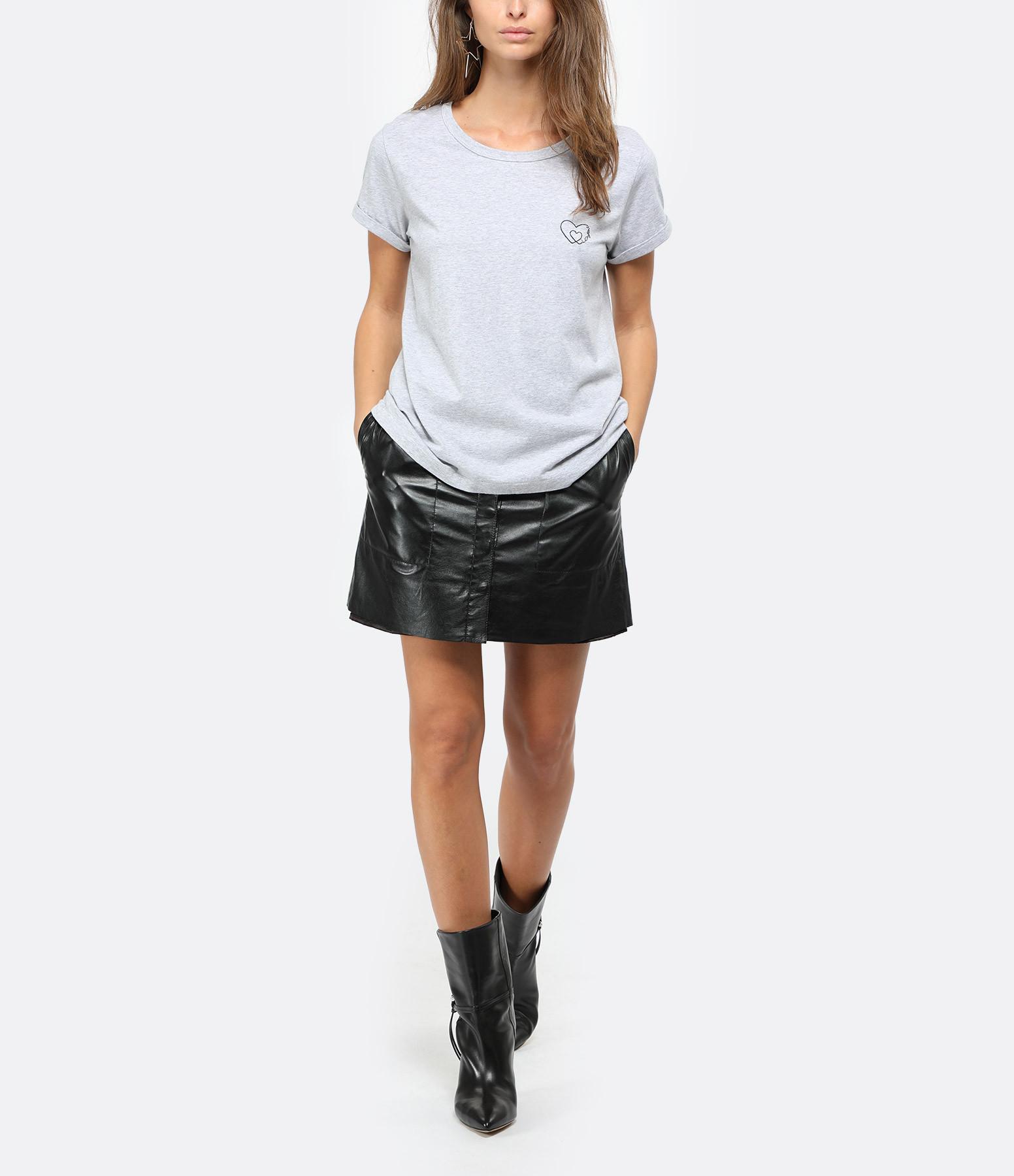 MAISON LABICHE - Tee-shirt  À l'Infini Gris