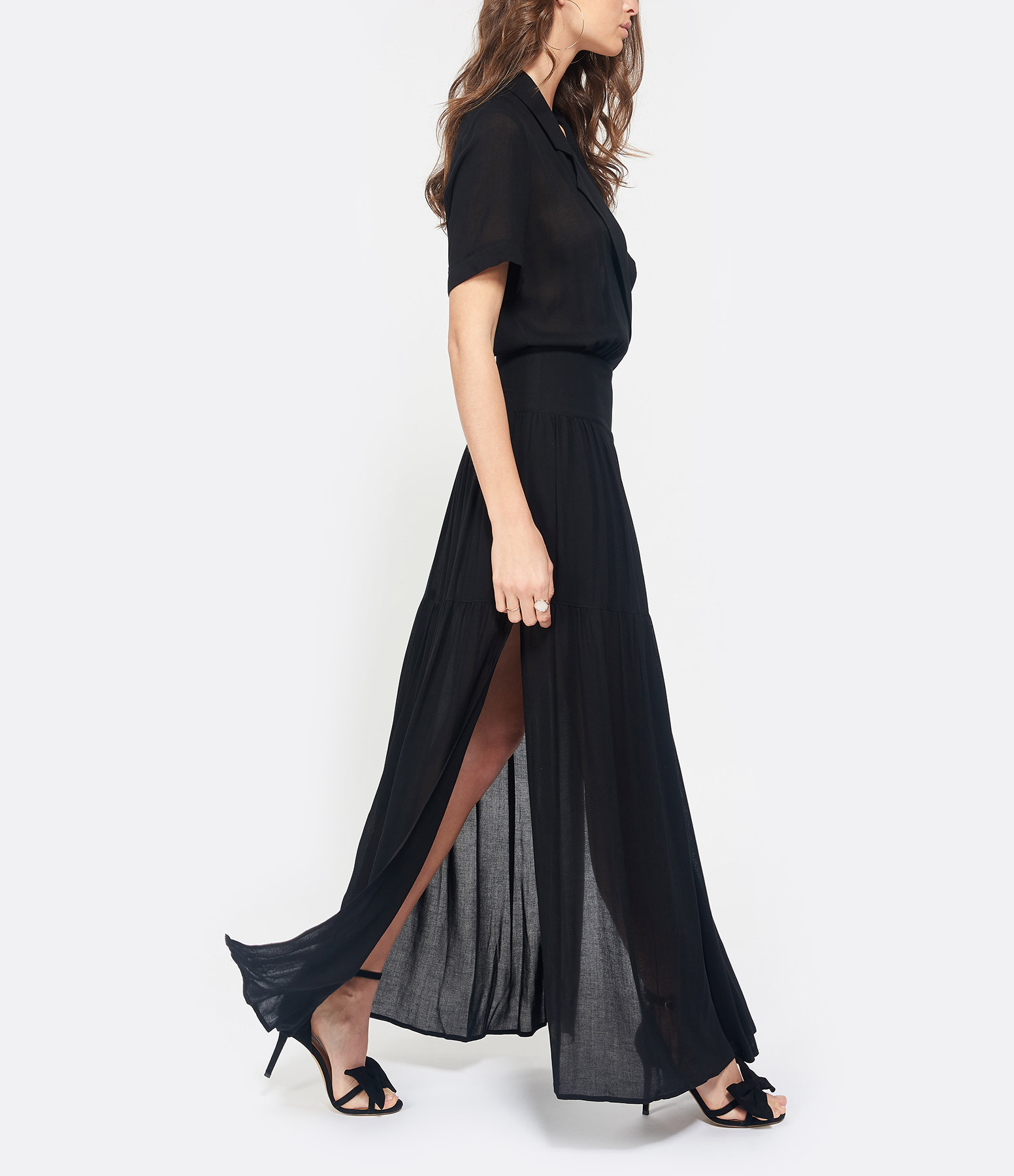 MARGAUX LONNBERG - Robe Gloria Noir