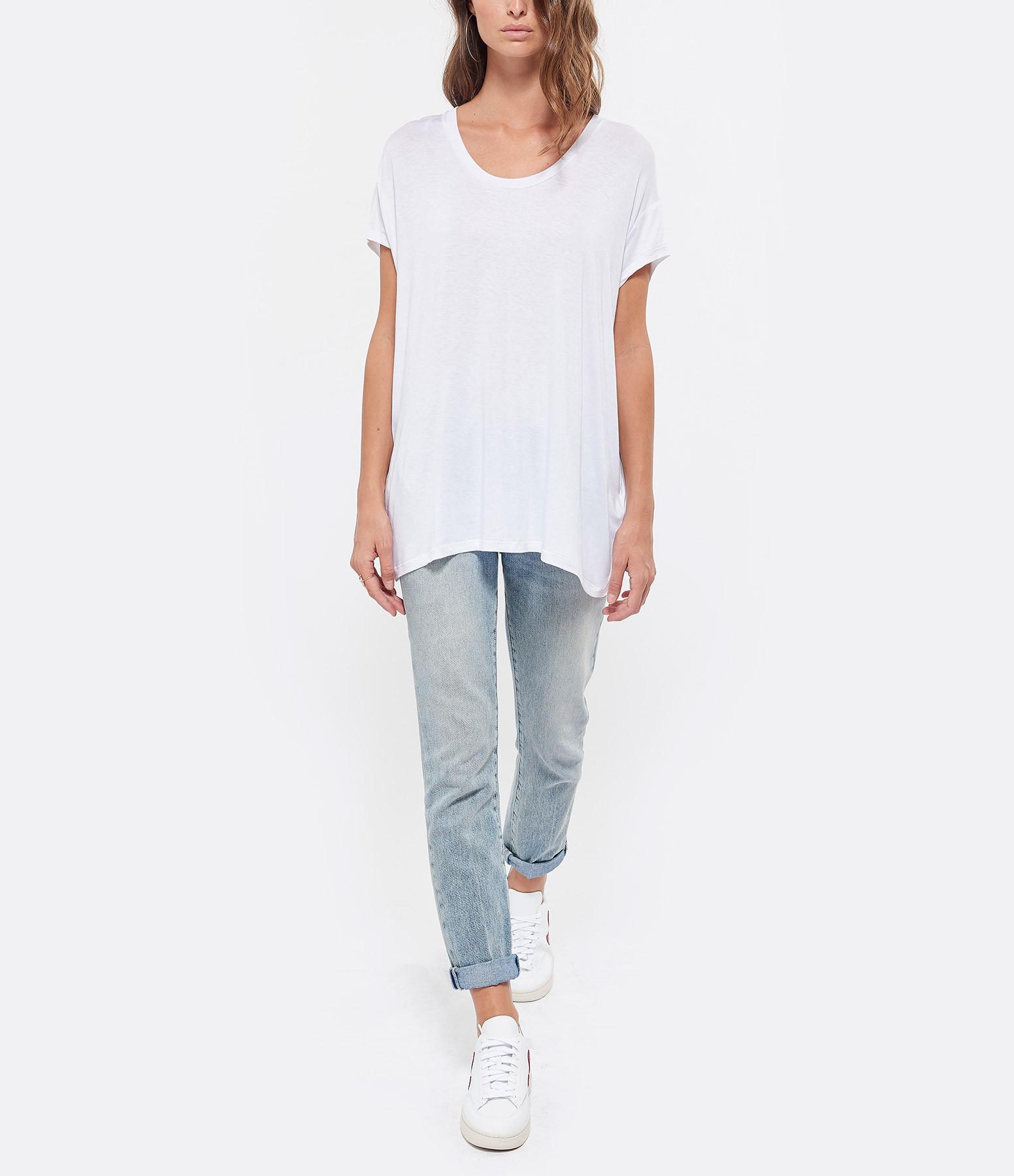 MARGAUX LONNBERG - Tee-shirt Marlow Blanc