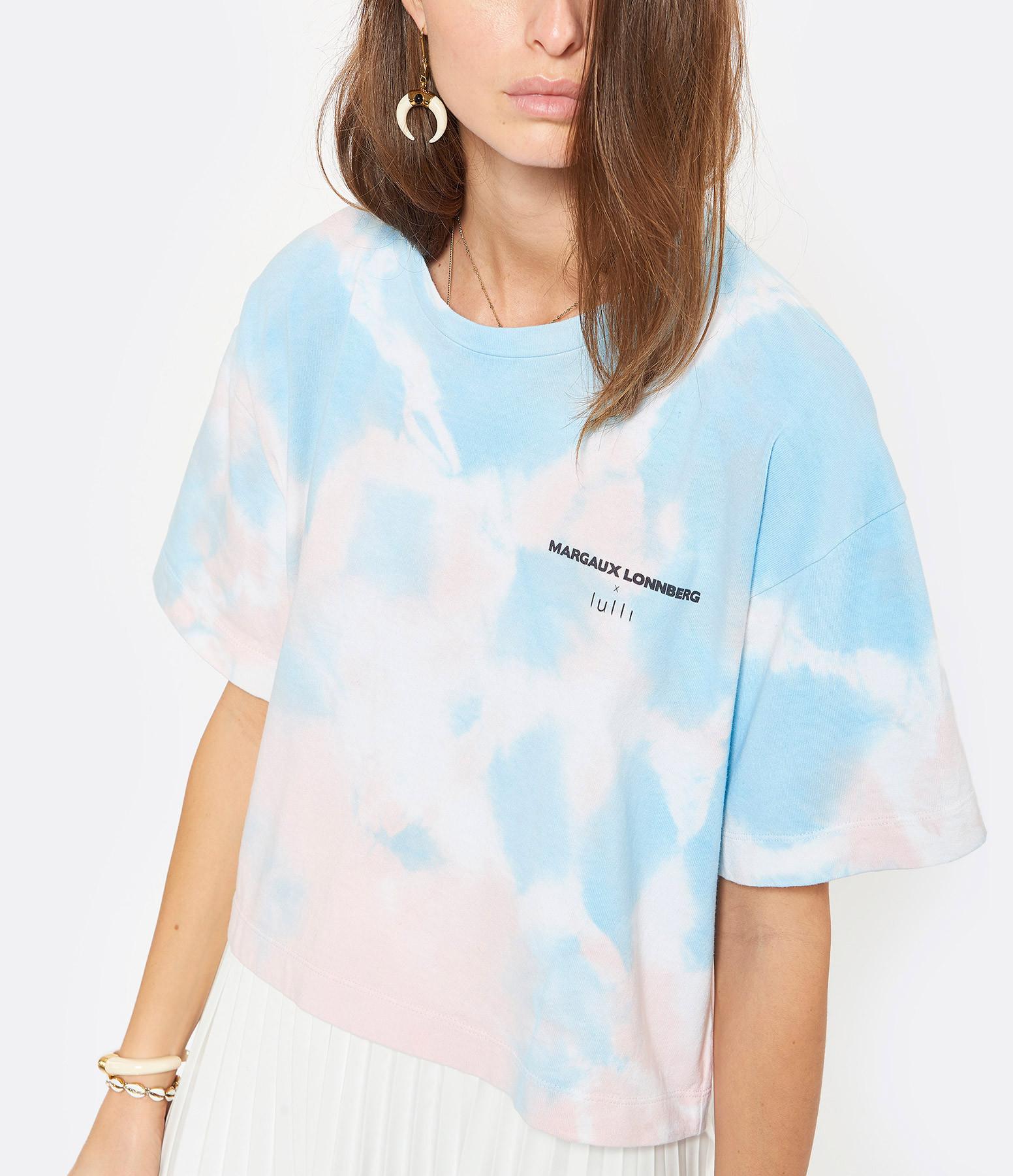 MARGAUX LONNBERG - Tee-shirt Brisa Coton Tie & dye, Exclusivité Lulli