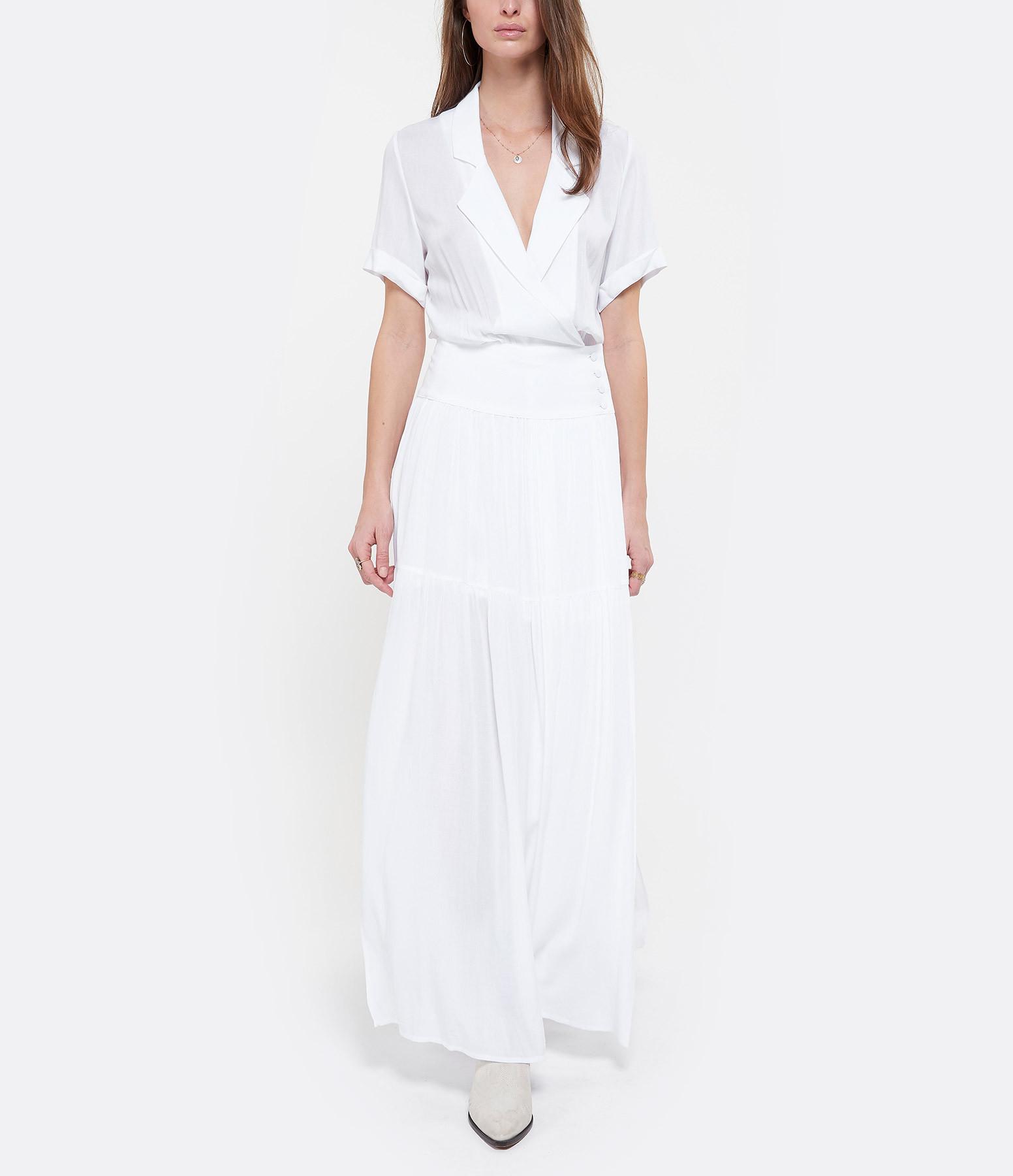 MARGAUX LONNBERG - Robe Gloria Blanc