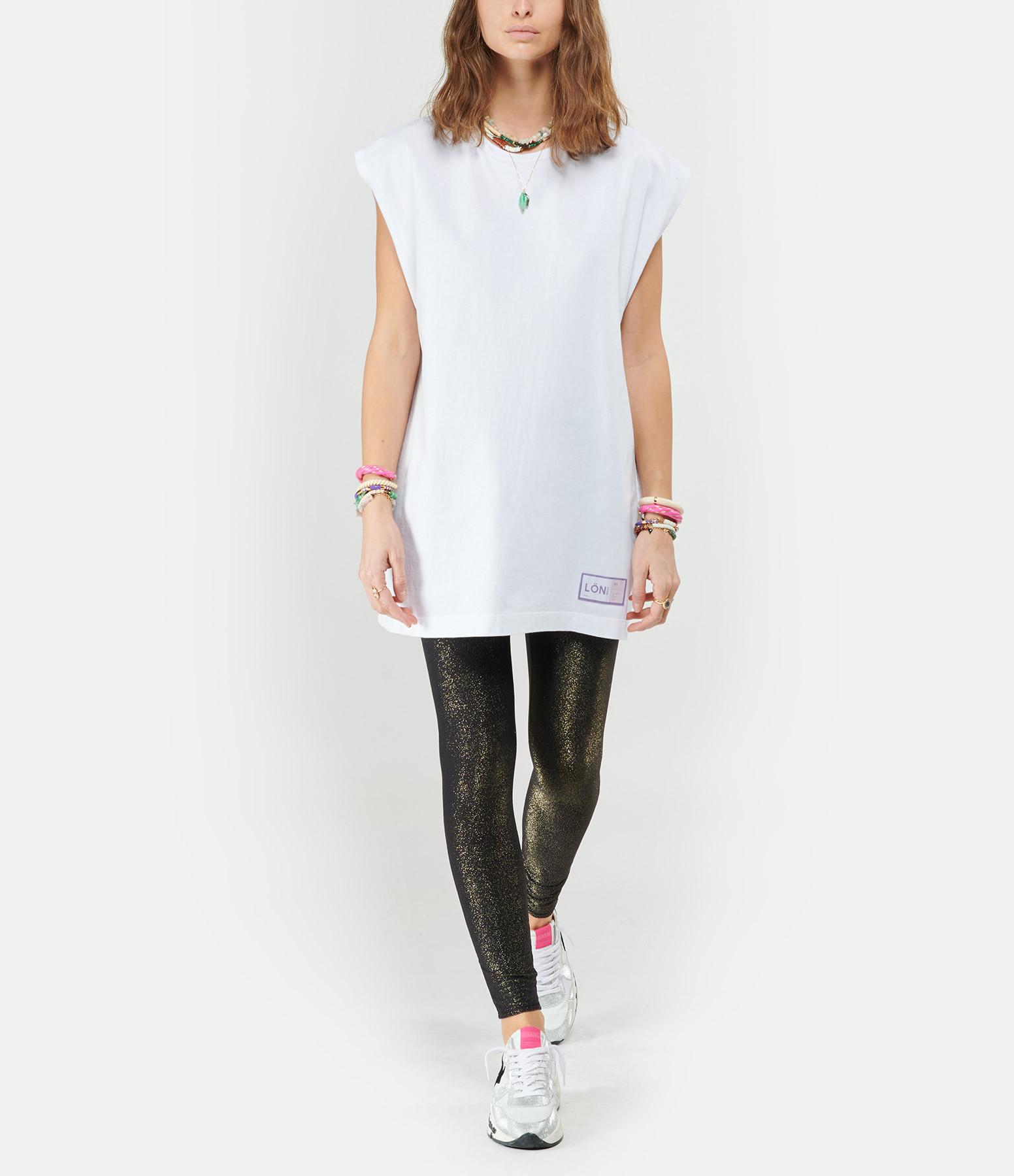 MARGAUX LONNBERG - Tee-shirt Rio Imprimé Blanc