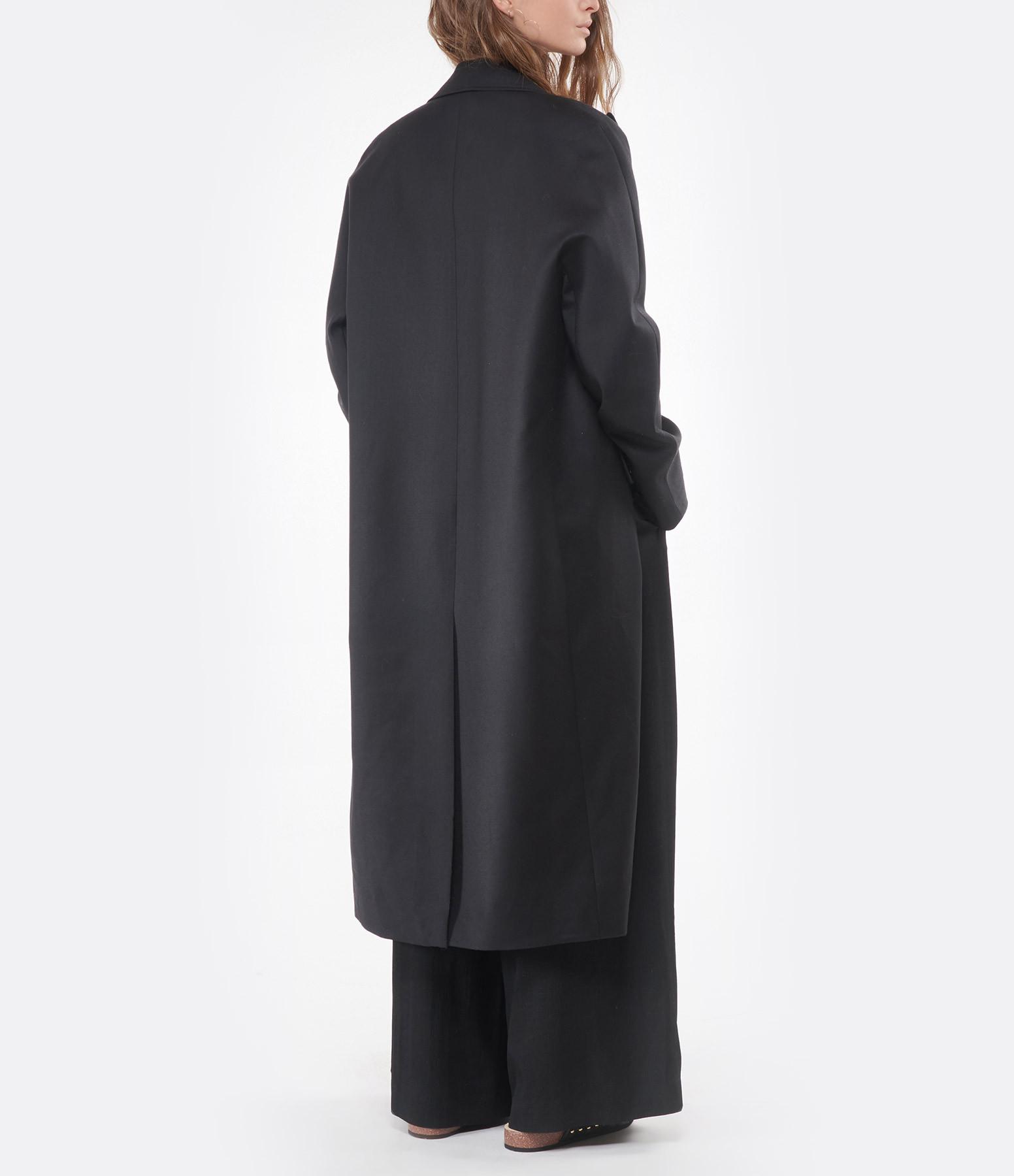MARGAUX LONNBERG - Manteau Nash Noir