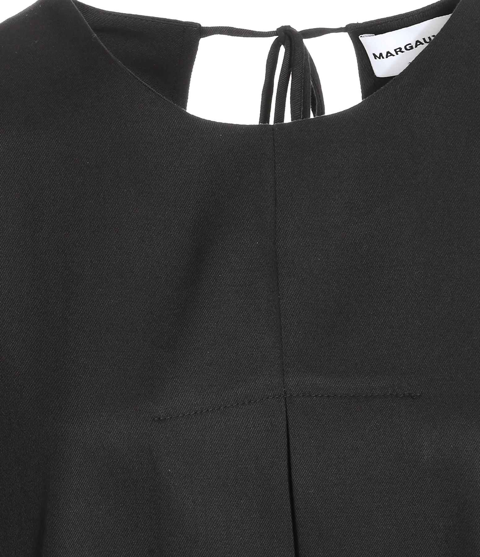 MARGAUX LONNBERG - Robe Valentina Noir